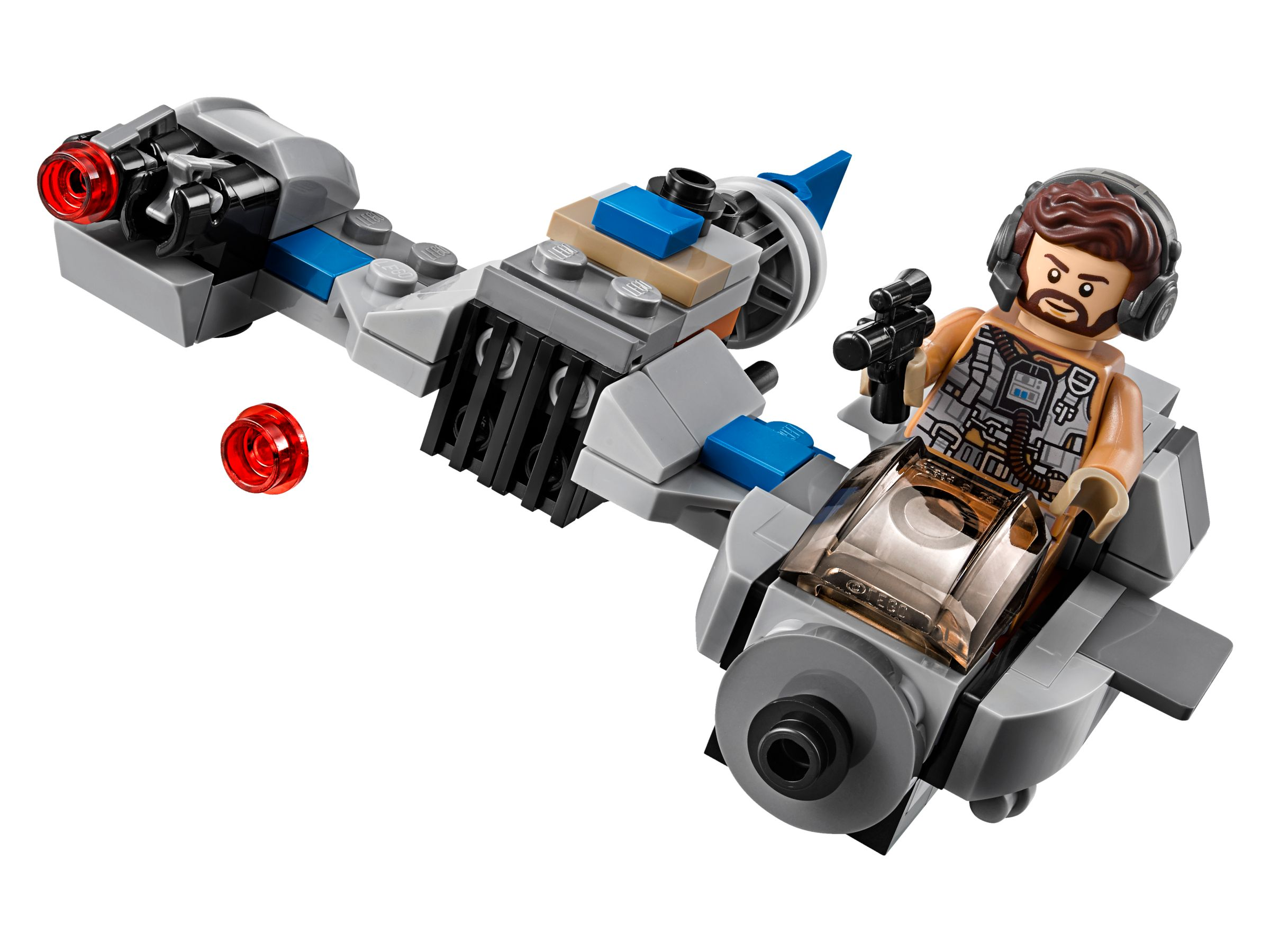 LEGO Star Wars 75195 Ski Speeder™ vs. First Order Walker™ Microfighters LEGO_75195_alt3.jpg