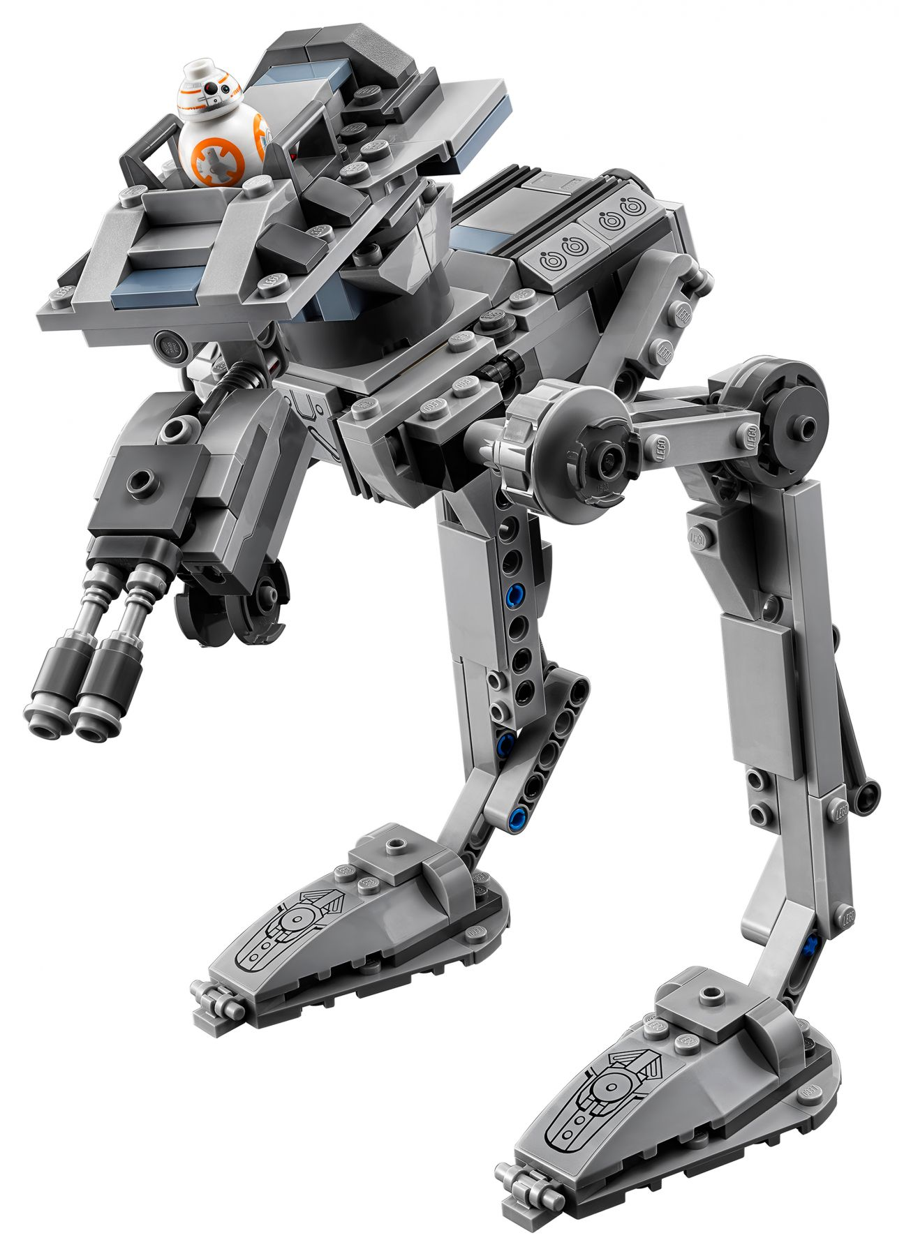 LEGO Star Wars 75201 First Order AT-ST™ LEGO_75201_alt1.jpg