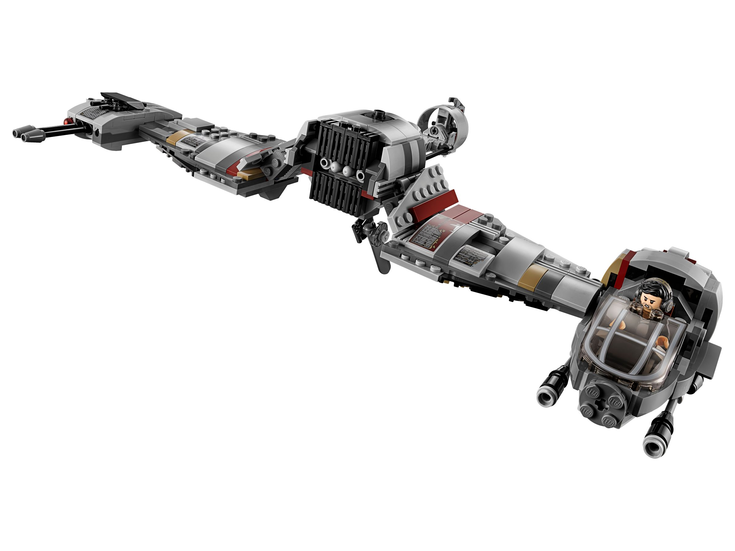 LEGO Star Wars 75202 Defense of Crait™ LEGO_75202_alt3.jpg