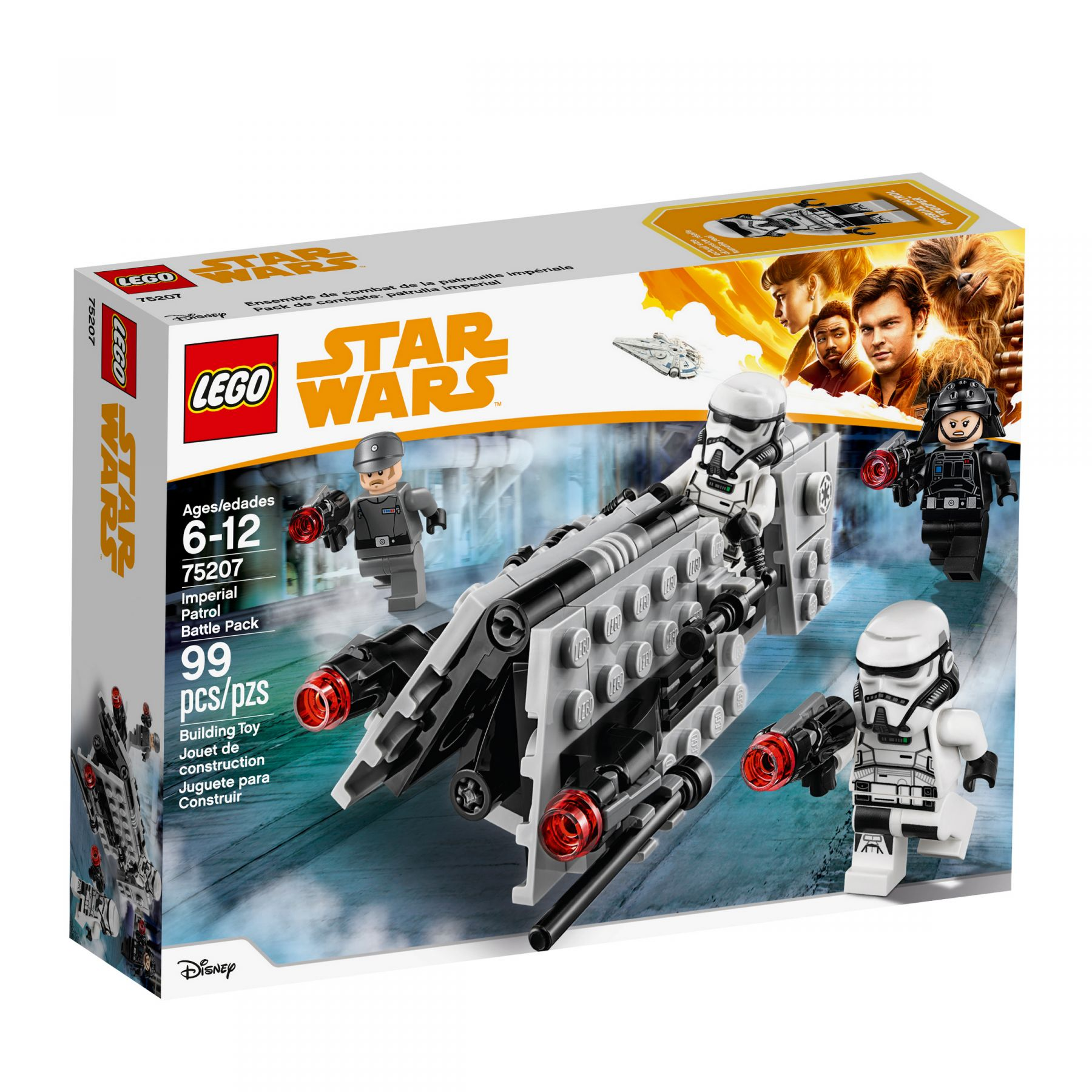 LEGO Star Wars 75207 Imperial Patrol Battle Pack LEGO_75207_alt1.jpg