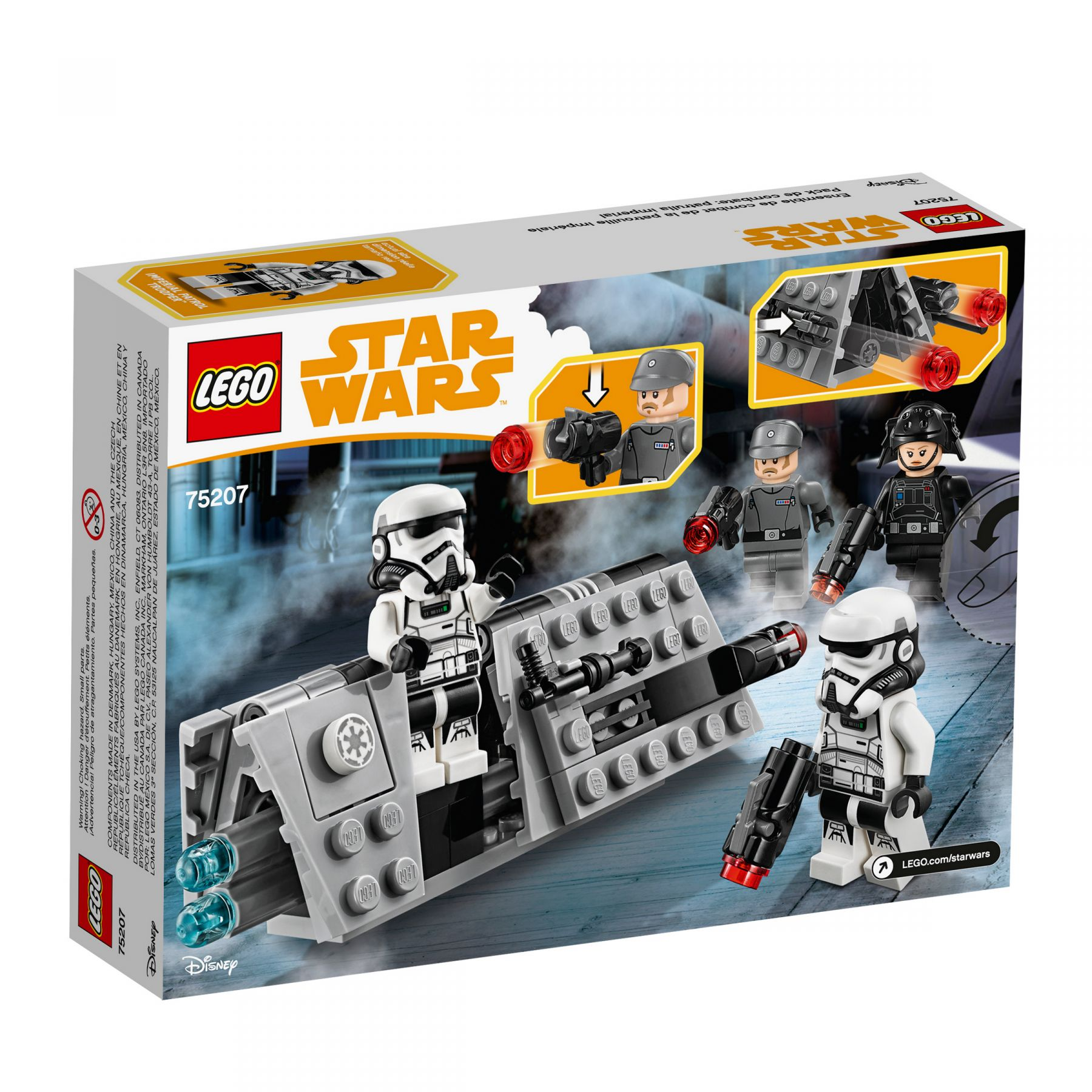 LEGO Star Wars 75207 Imperial Patrol Battle Pack LEGO_75207_alt4.jpg