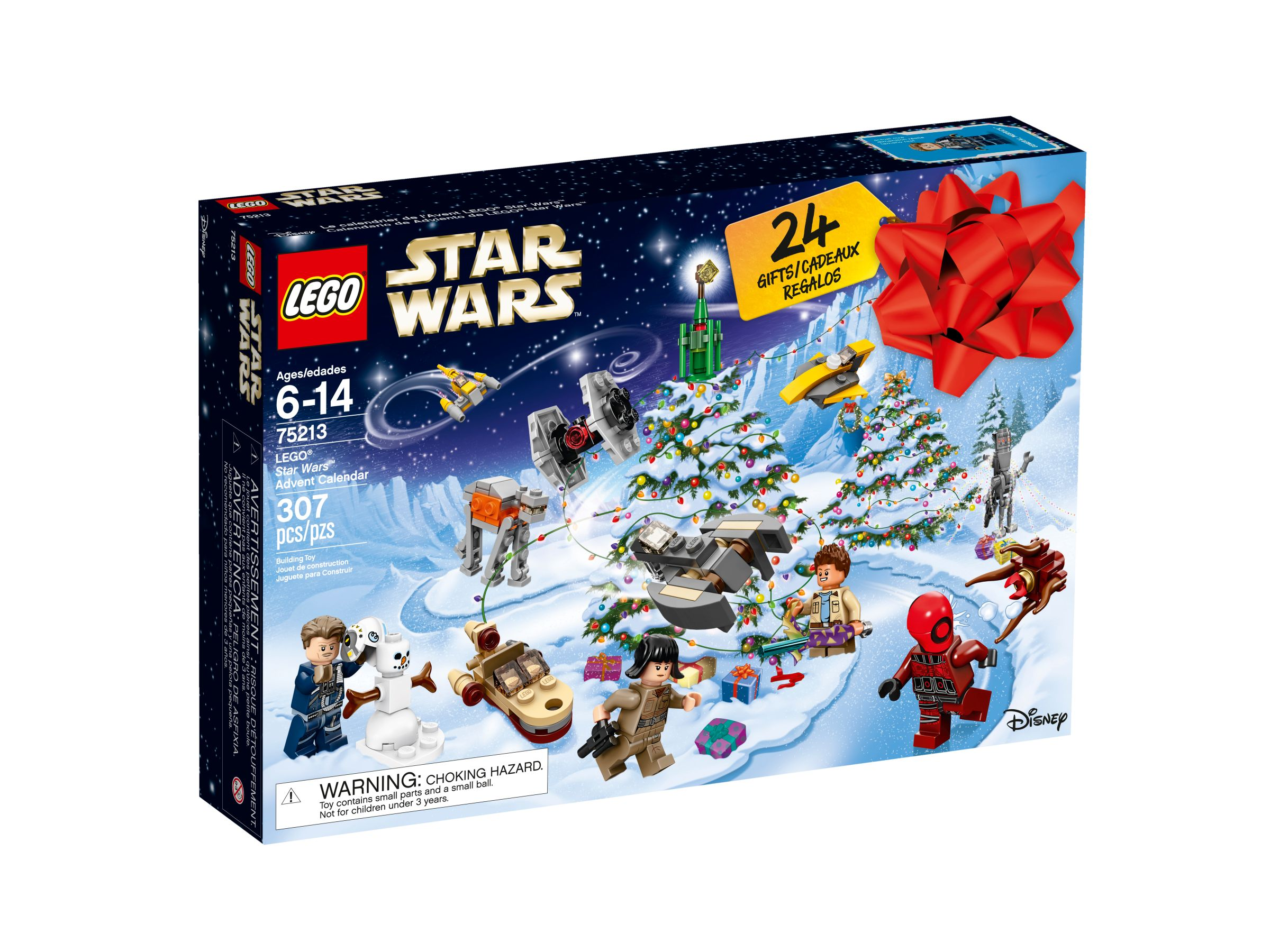 LEGO Star Wars 75213 Star Wars Adventskalender 2018