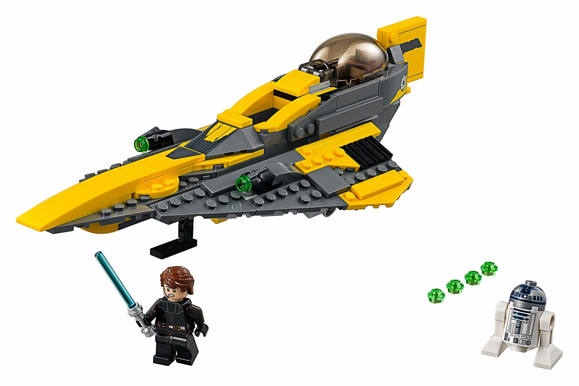LEGO Star Wars 75214 Anakin's Jedi Starfighter™