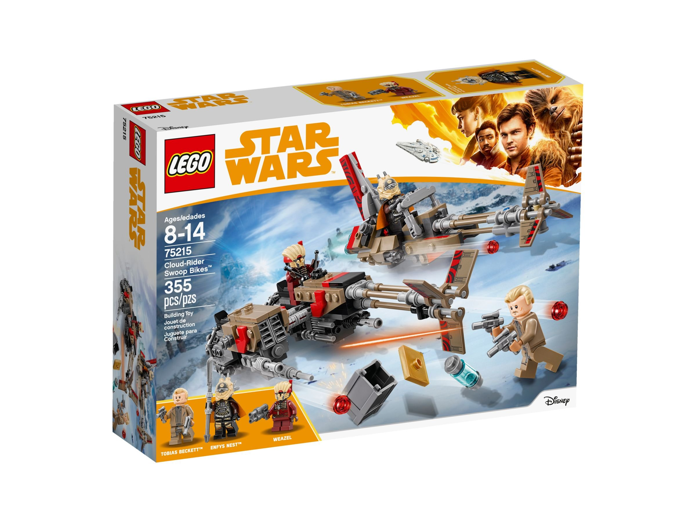 LEGO Star Wars 75215 Cloud-Rider Swoop Bikes™ LEGO_75215_alt1.jpg