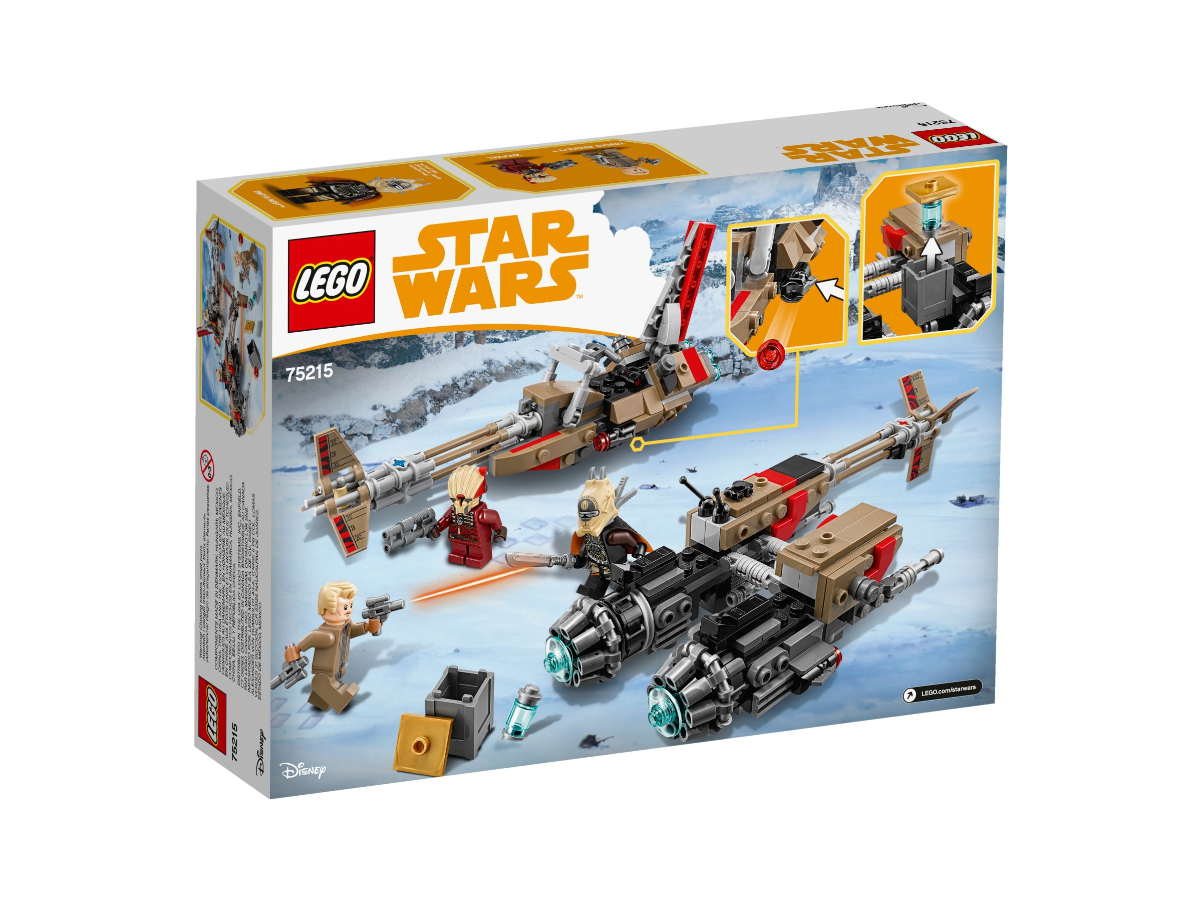 LEGO Star Wars 75215 Cloud-Rider Swoop Bikes™ LEGO_75215_alt4.jpg