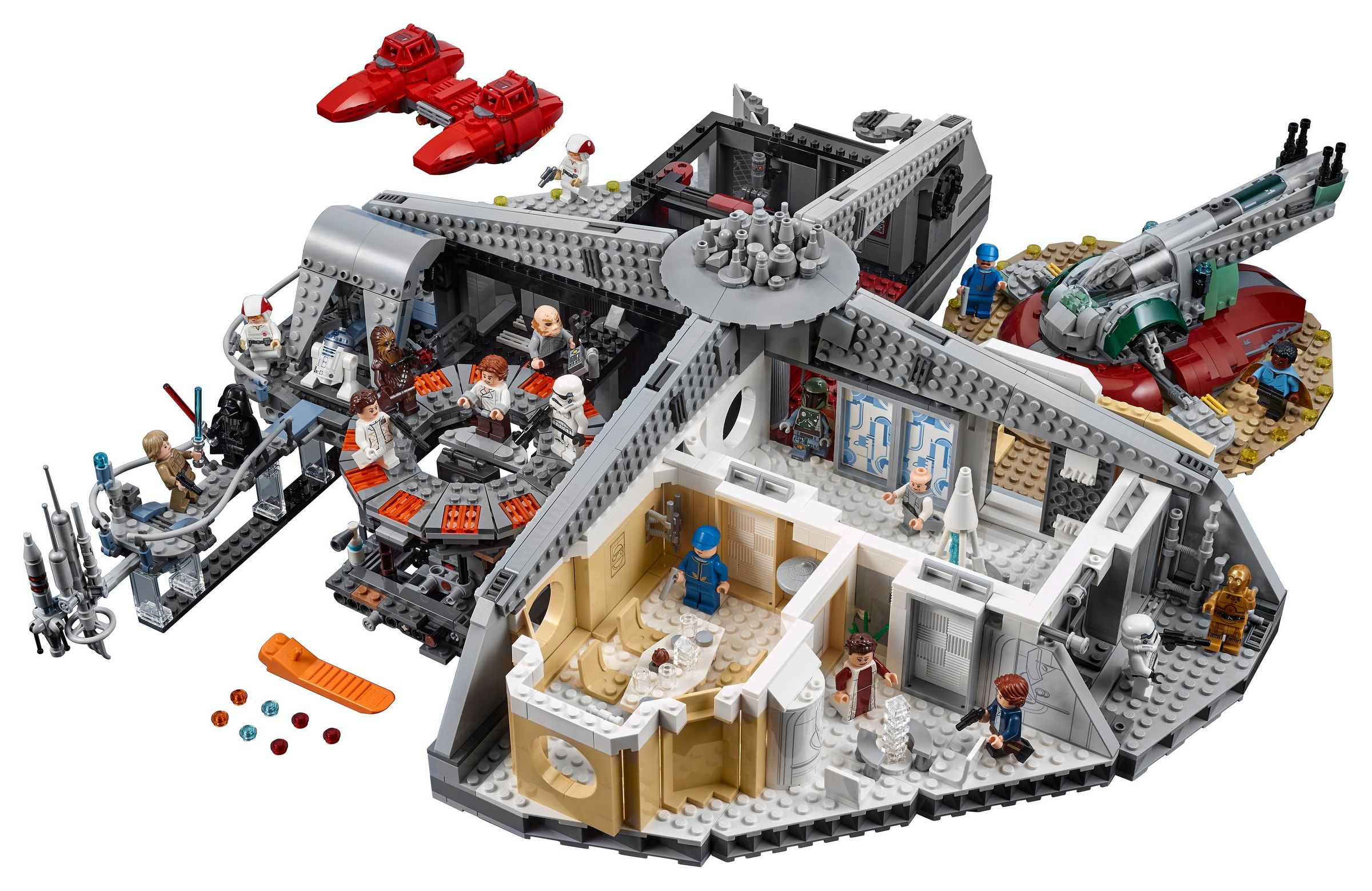 LEGO Star Wars 75222 Verrat in Cloud City™