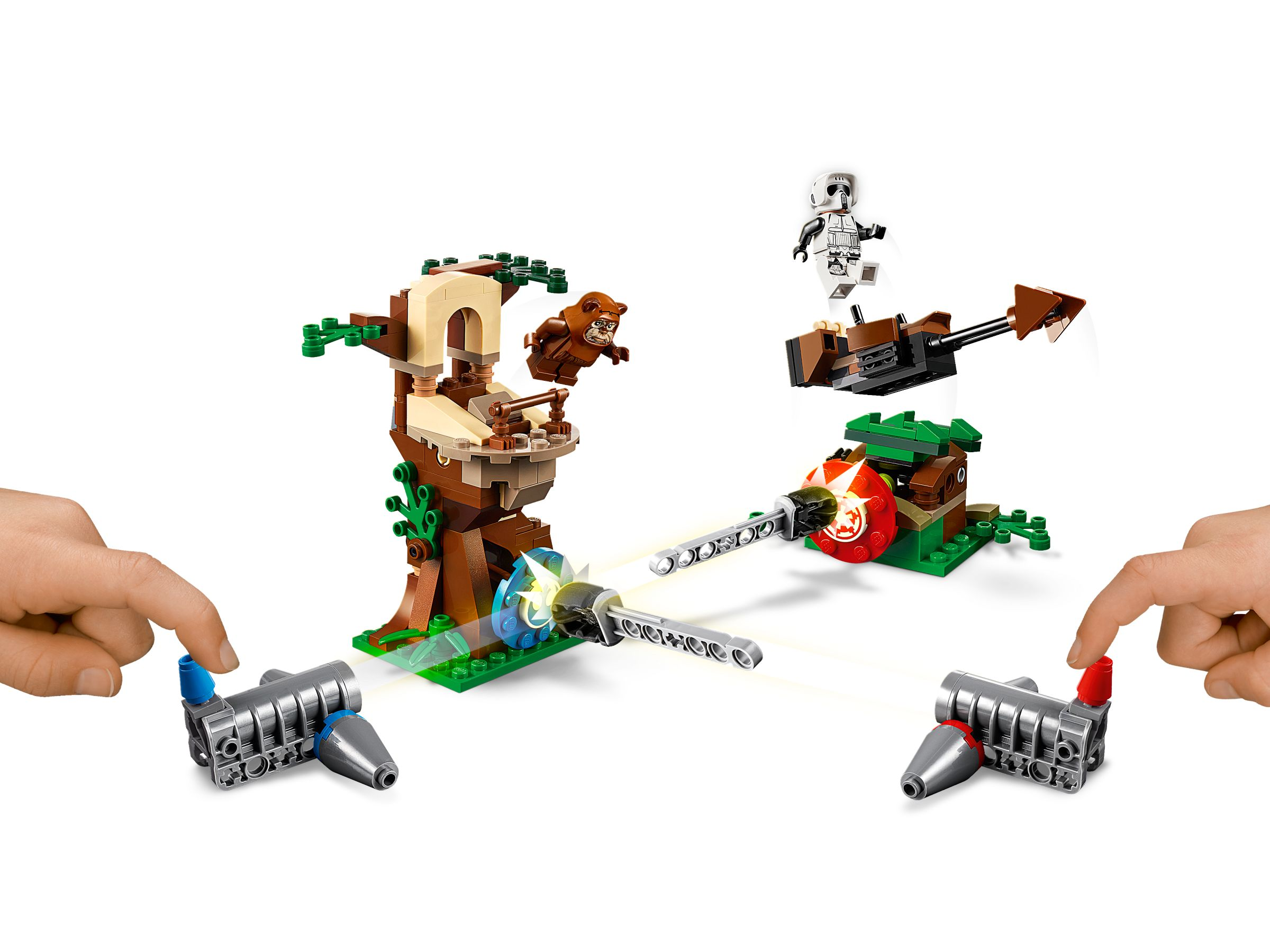 LEGO Star Wars 75238 Action Battle Endor™ Attacke LEGO_75238_alt2.jpg