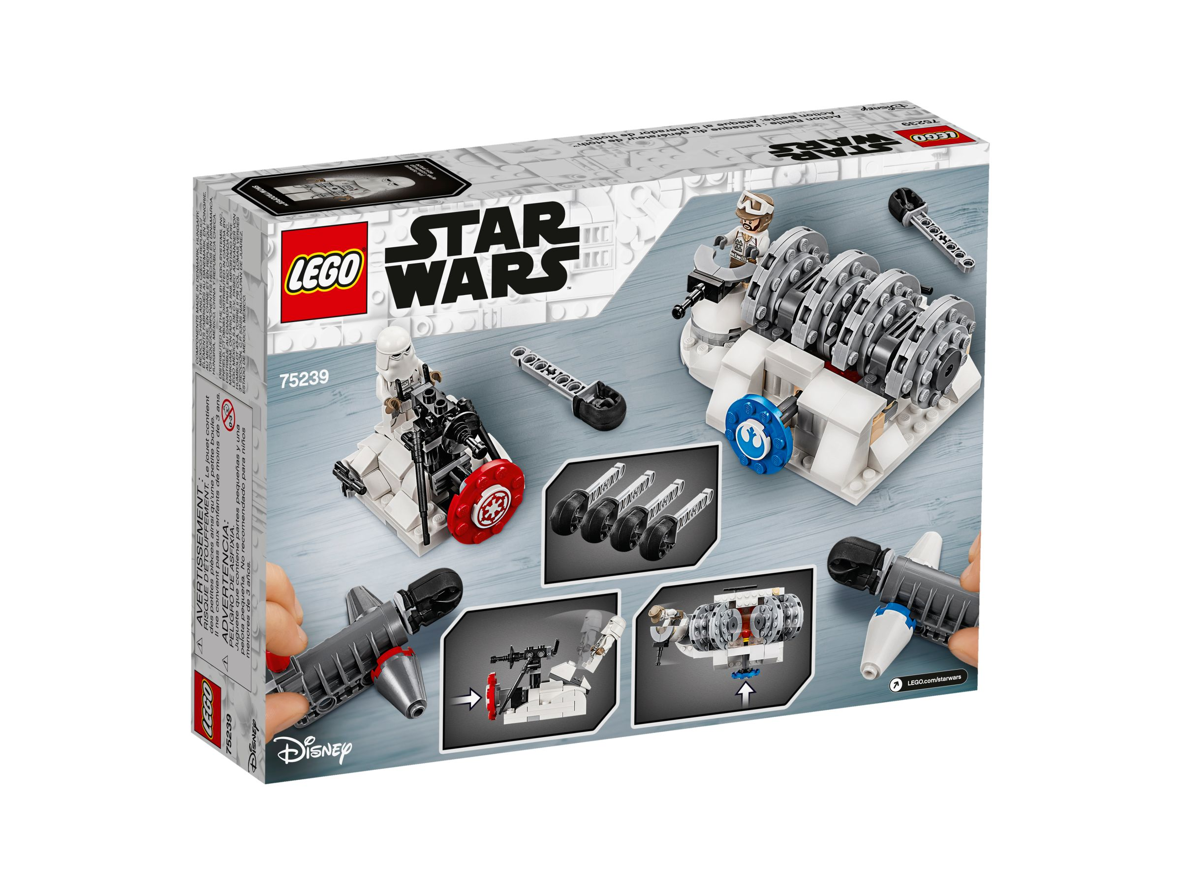 LEGO Star Wars 75239 Action Battle Hoth™ Generator-Attacke LEGO_75239_alt4.jpg