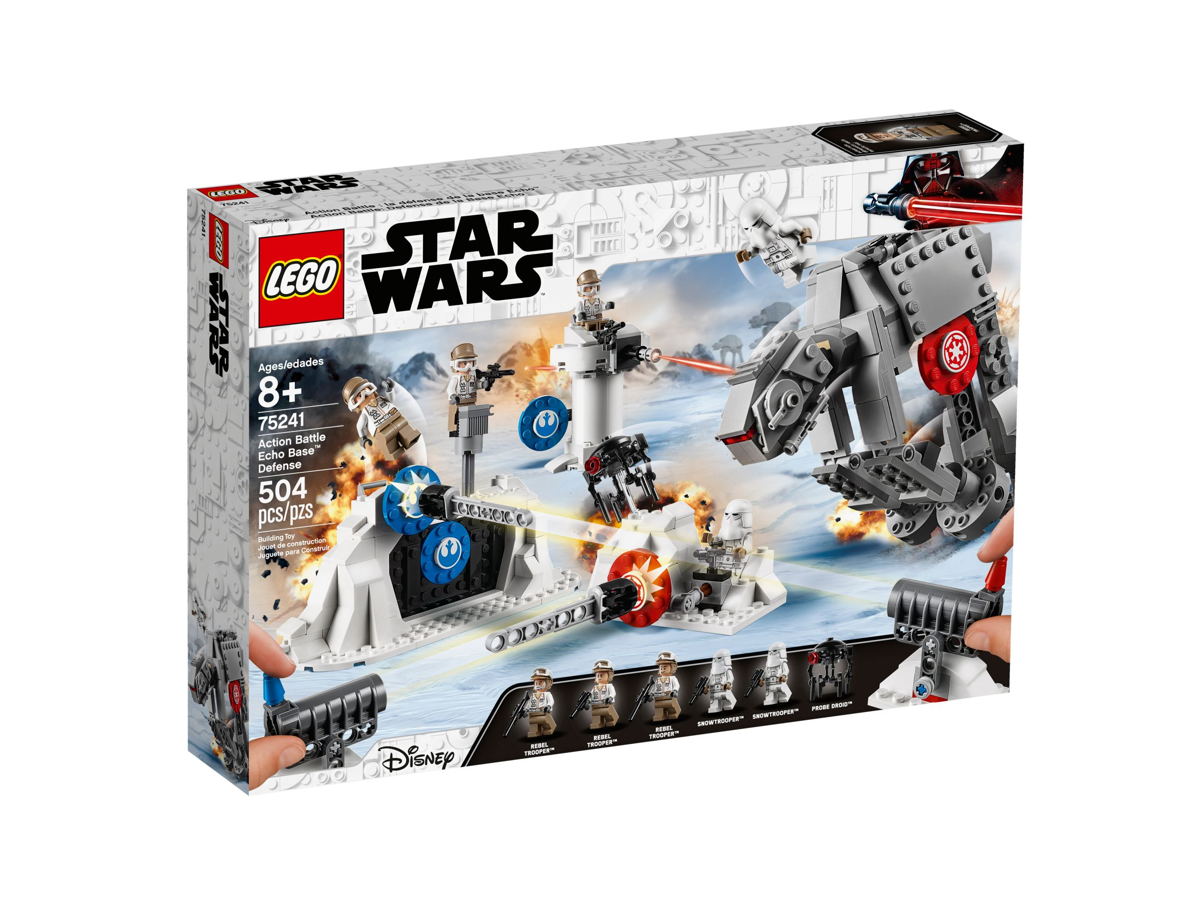 LEGO Star Wars 75241 Action Battle Echo Base™ Verteidigung LEGO_75241_alt1.jpg