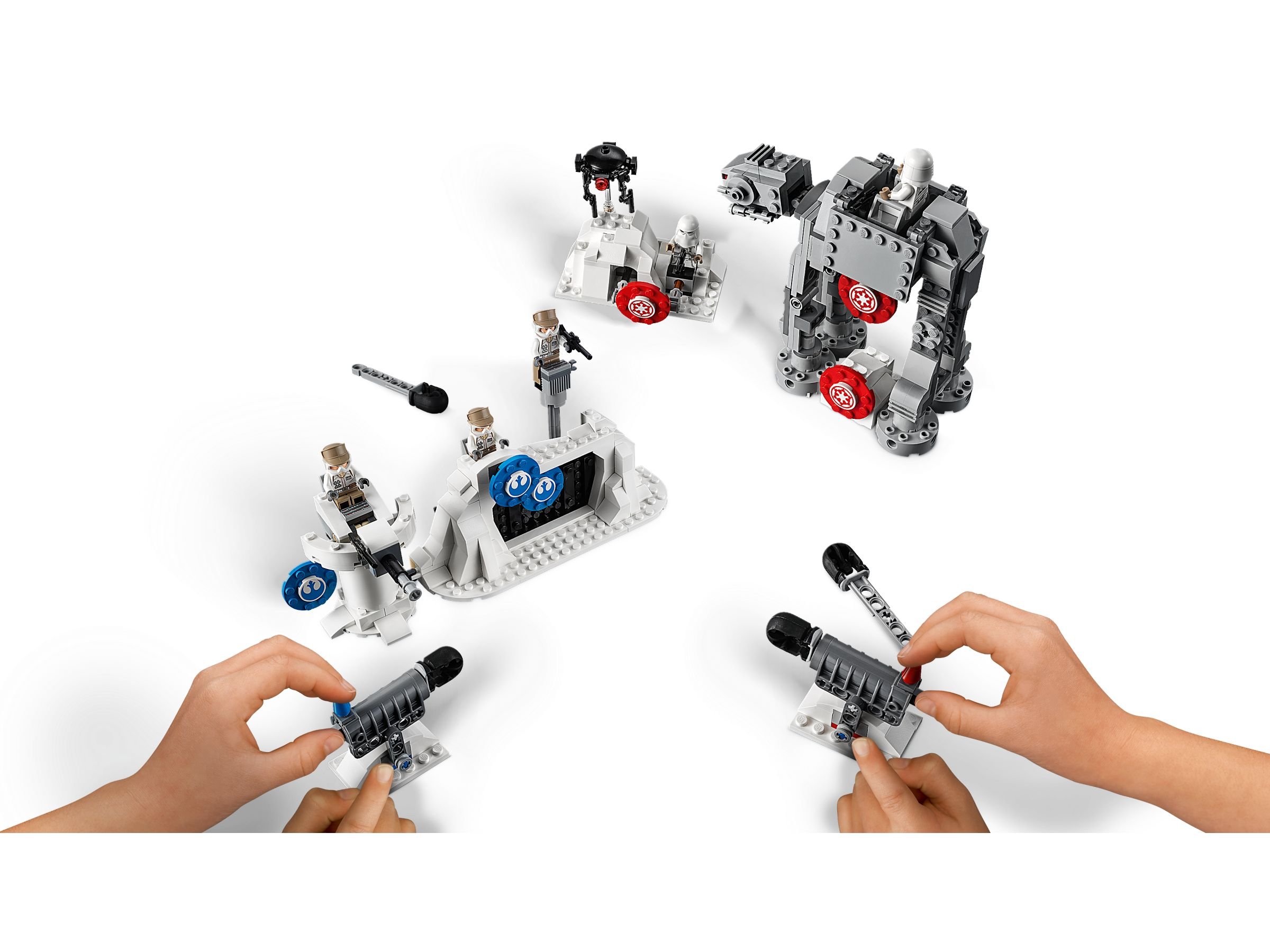 LEGO Star Wars 75241 Action Battle Echo Base™ Verteidigung LEGO_75241_alt3.jpg