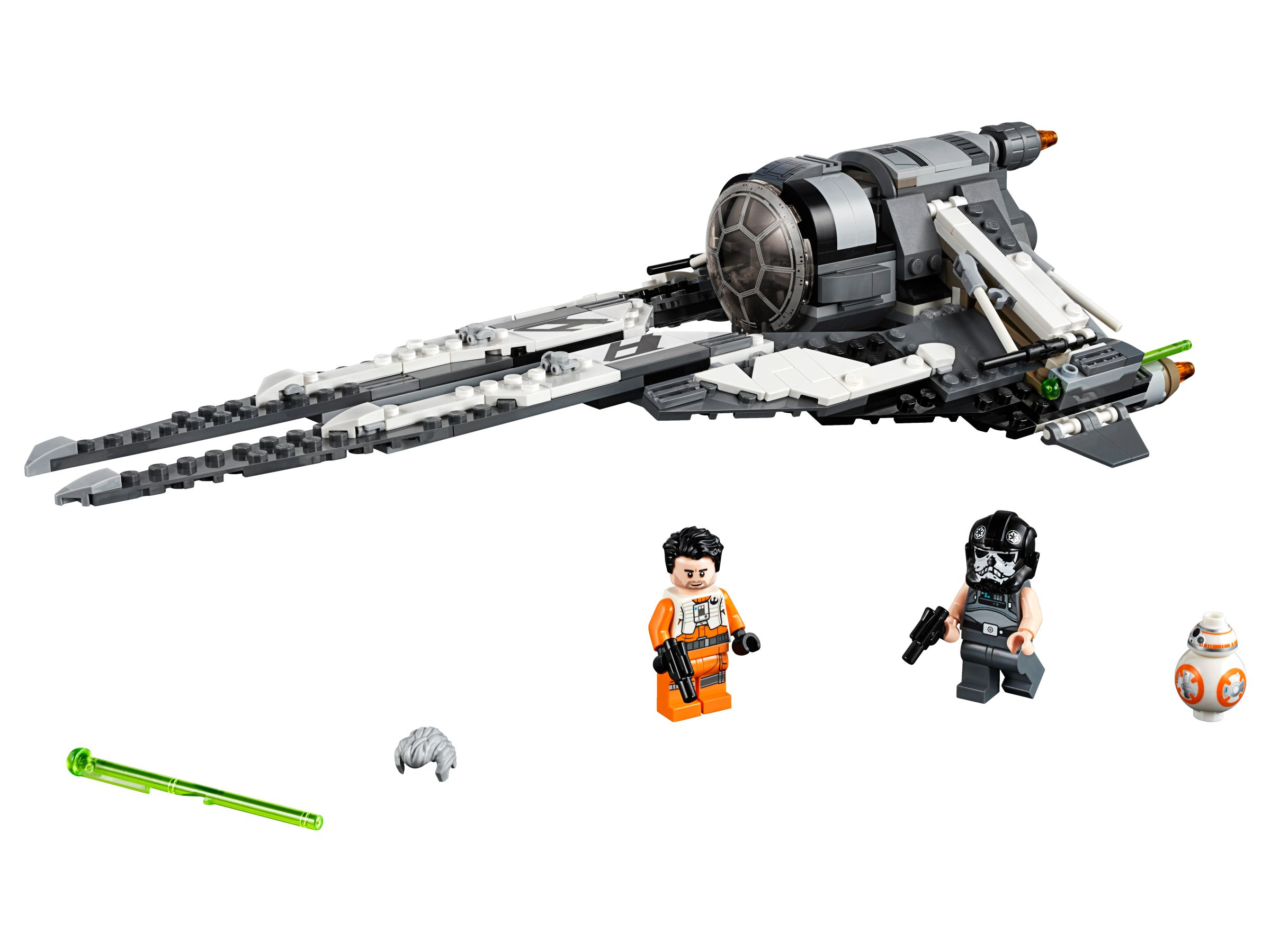 LEGO Star Wars 75242 TIE Interceptor™ – Allianz-Pilot