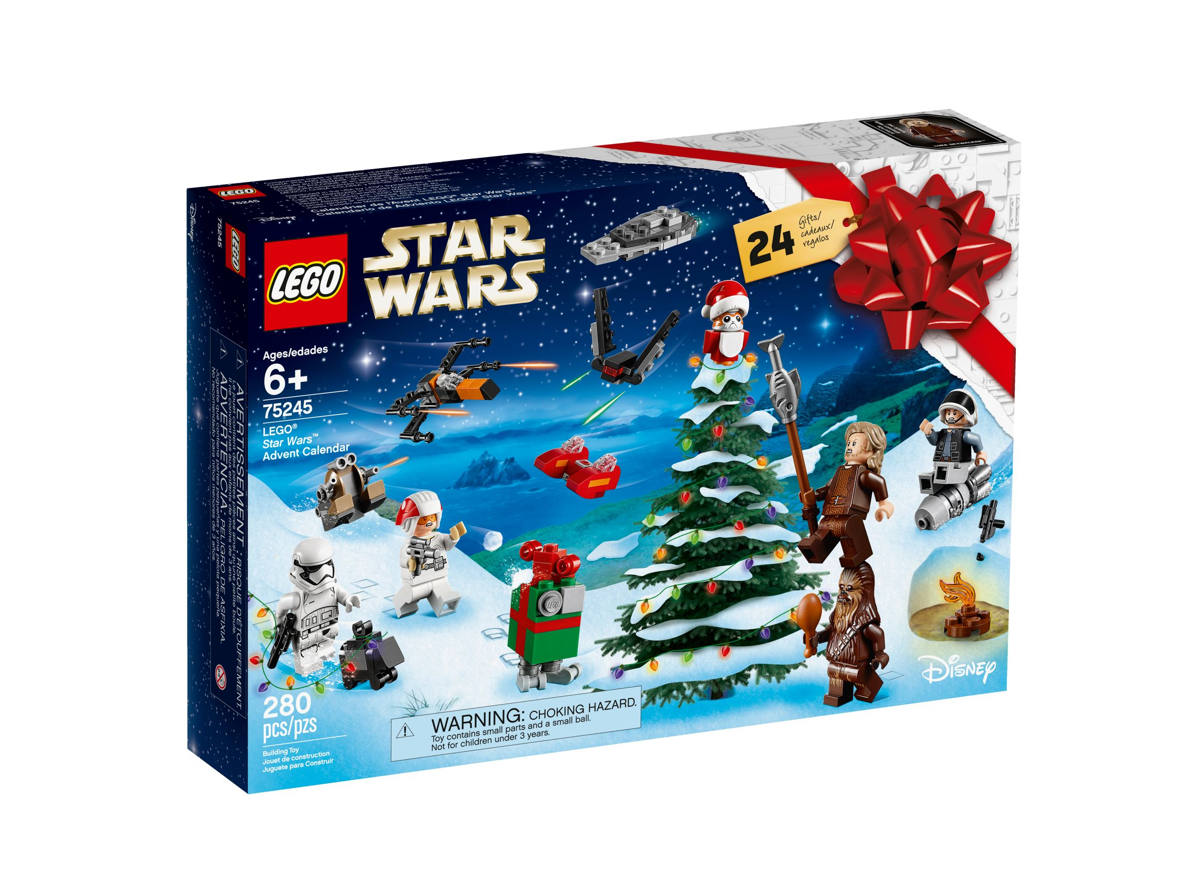 LEGO Star Wars 75245 Star Wars Adventskalender 2019