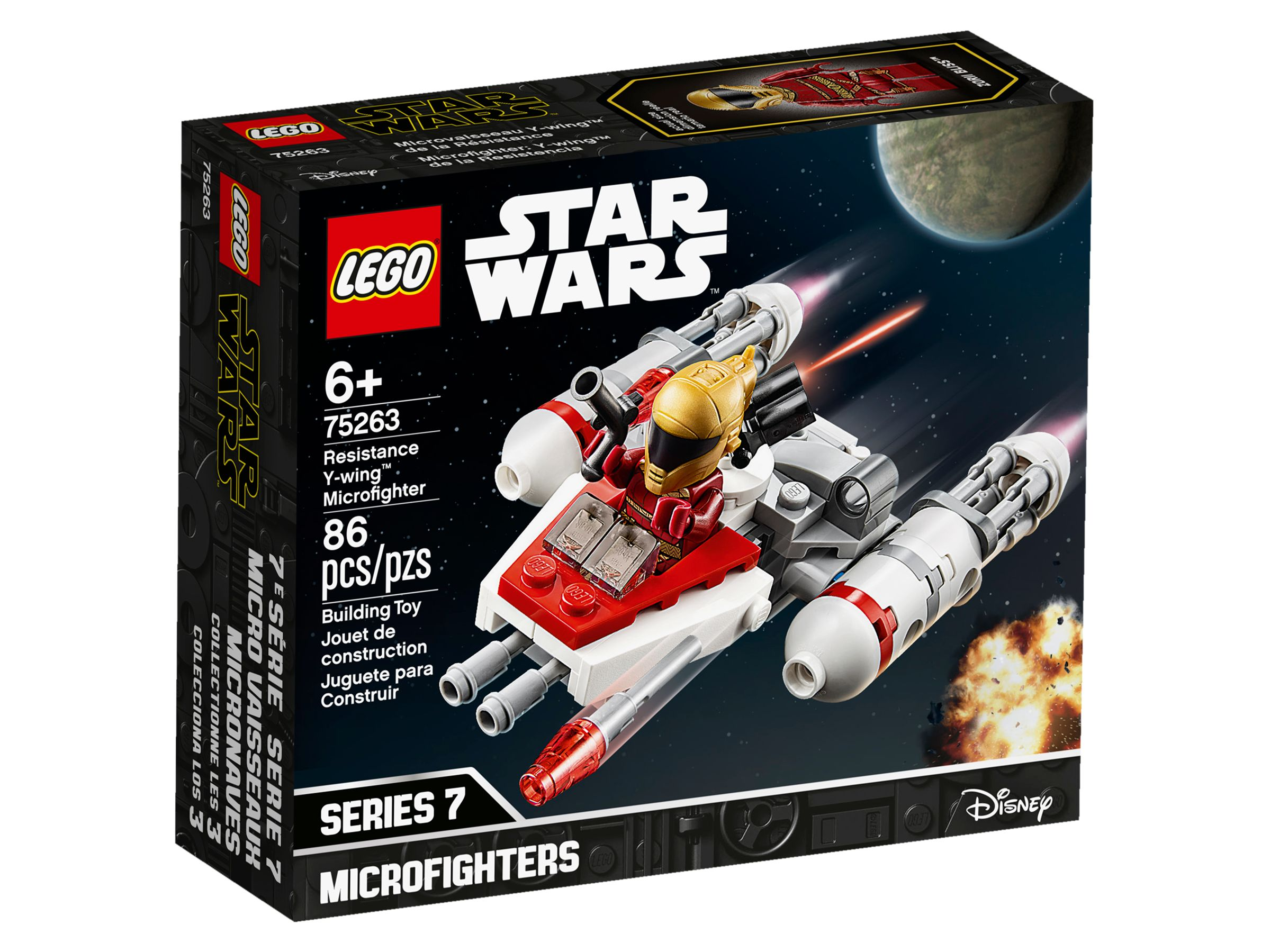 LEGO Star Wars 75263 Widerstands Y-Wing™ Microfighter LEGO_75263_alt1.jpg
