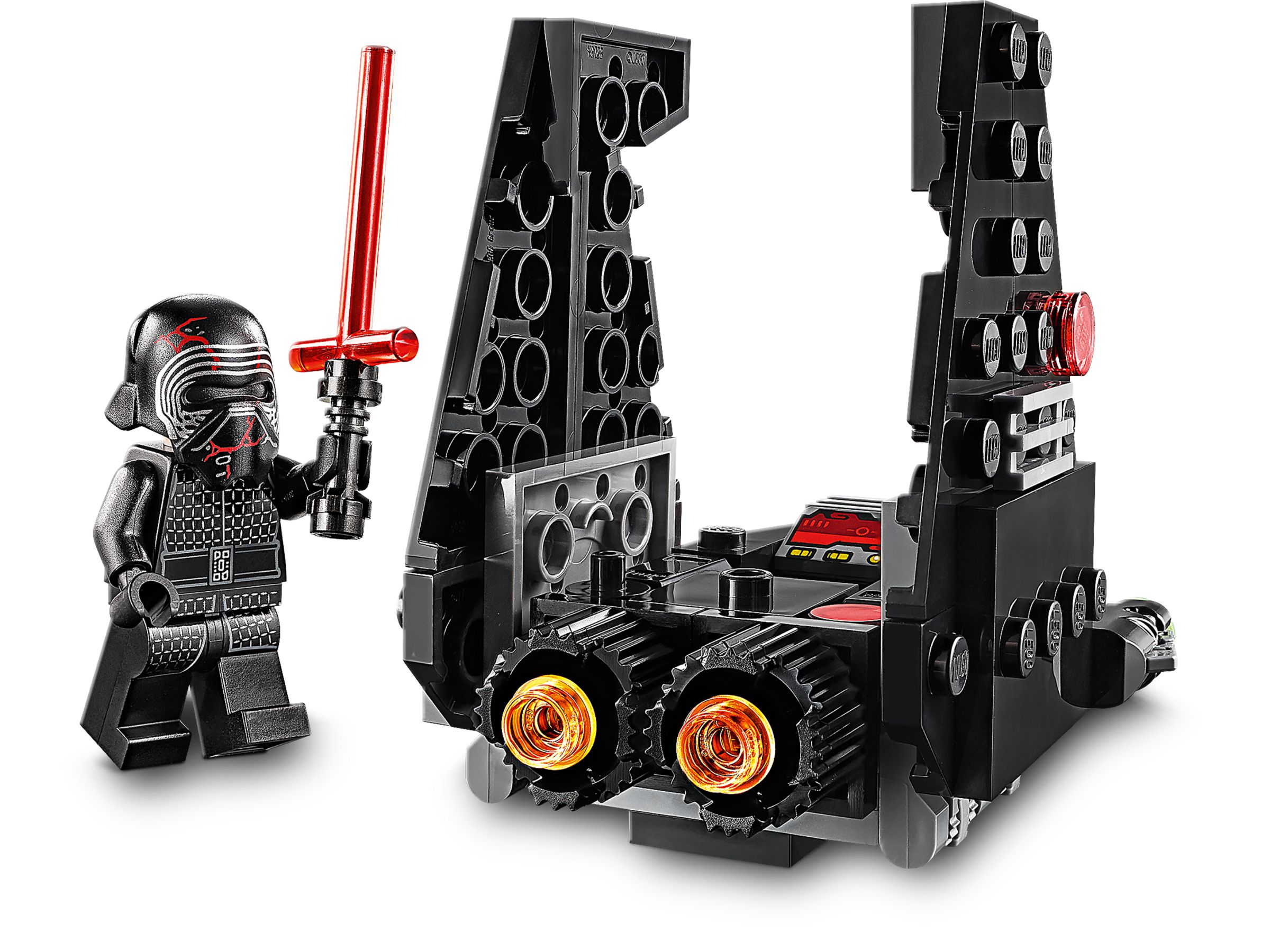 LEGO Star Wars 75264 Kylo Rens Shuttle™ Microfighter LEGO_75264_alt3.jpg
