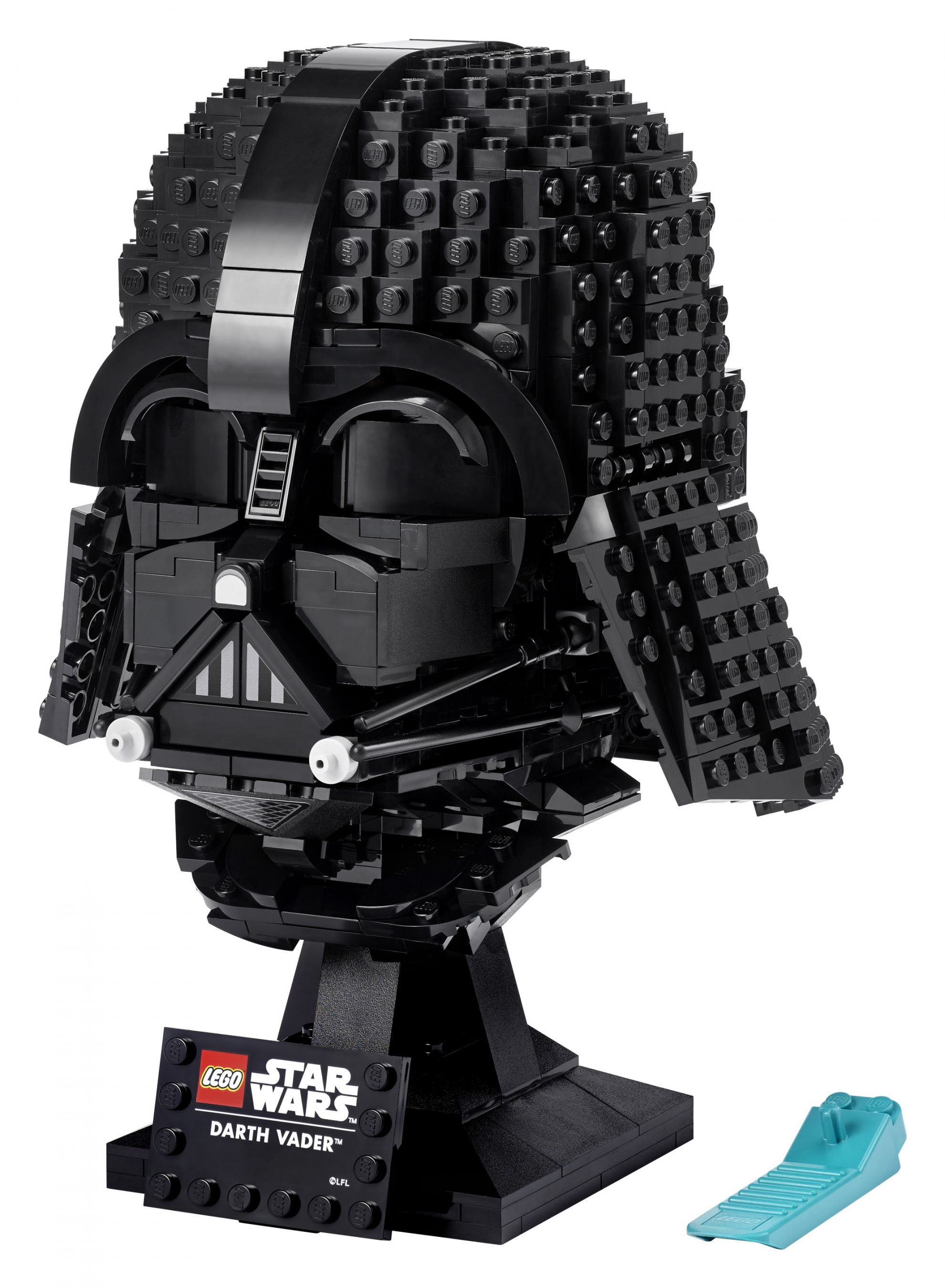 LEGO Star Wars 75304 Darth Vader Helm