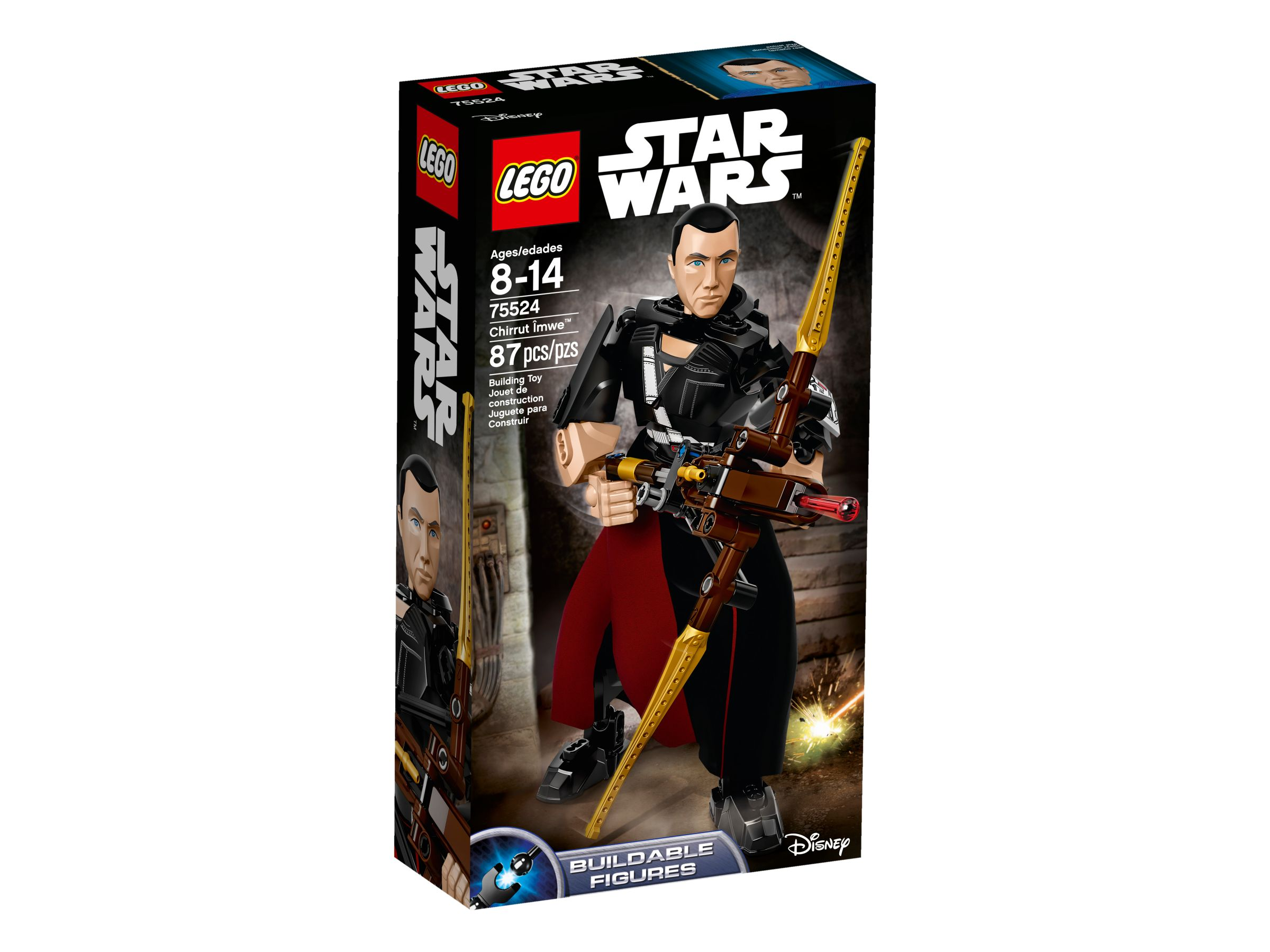 LEGO Star Wars Buildable Figures 75524 Chirrut Îmwe™ LEGO_75524_alt1.jpg