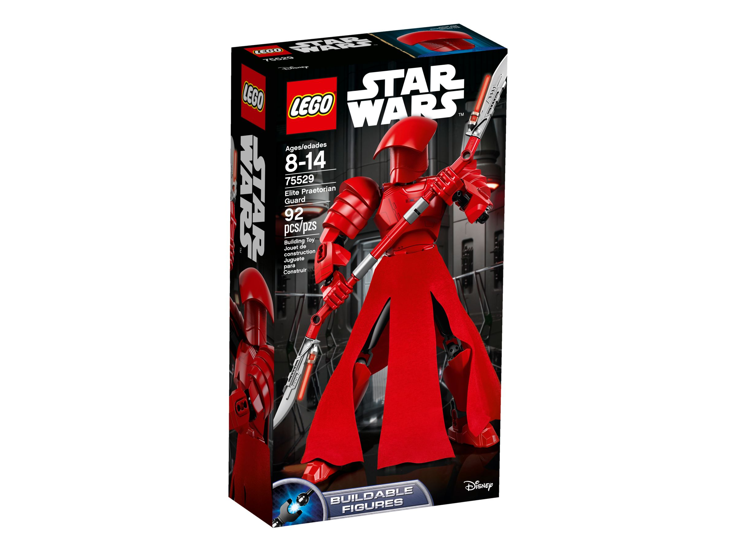 LEGO Star Wars Buildable Figures 75529 Elite Praetorian Guard LEGO_75529_alt1.jpg