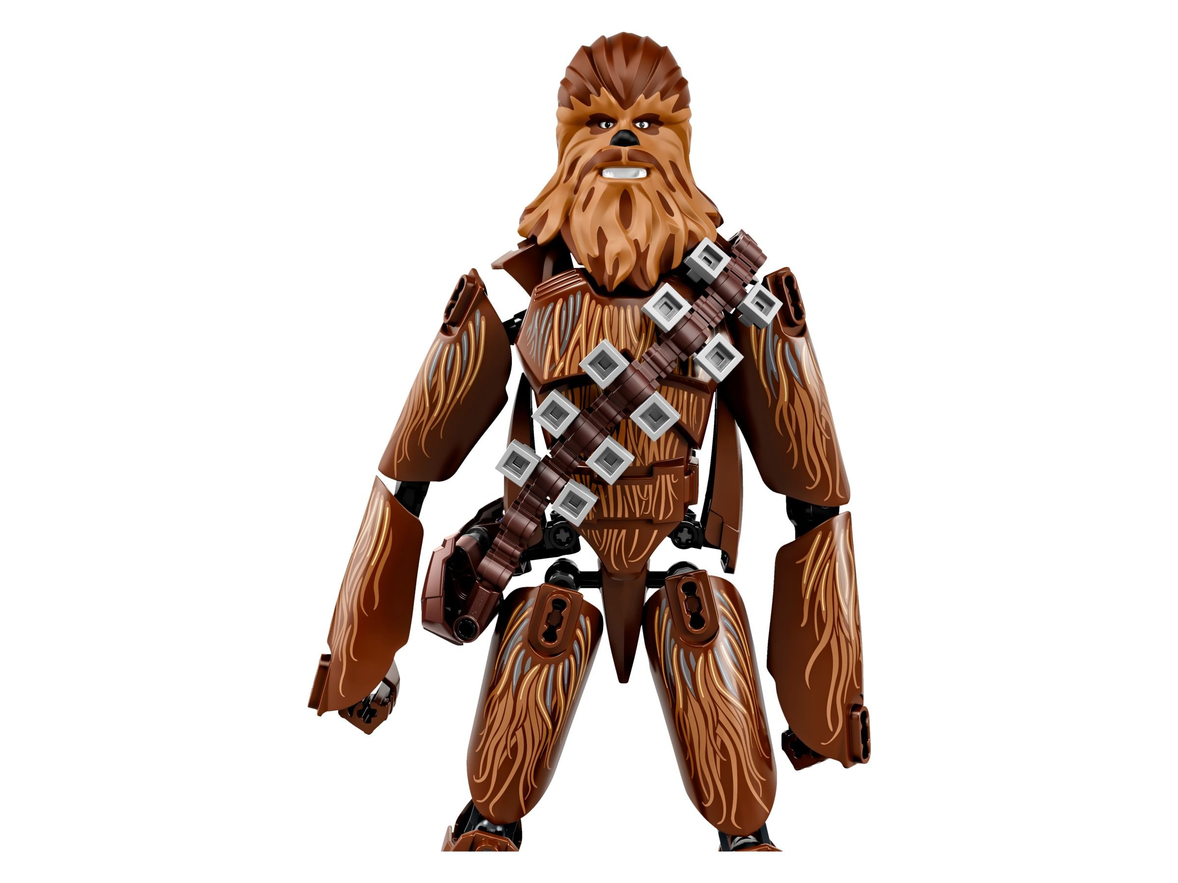 LEGO Star Wars Buildable Figures 75530 Chewbacca™ LEGO_75530_alt2.jpg
