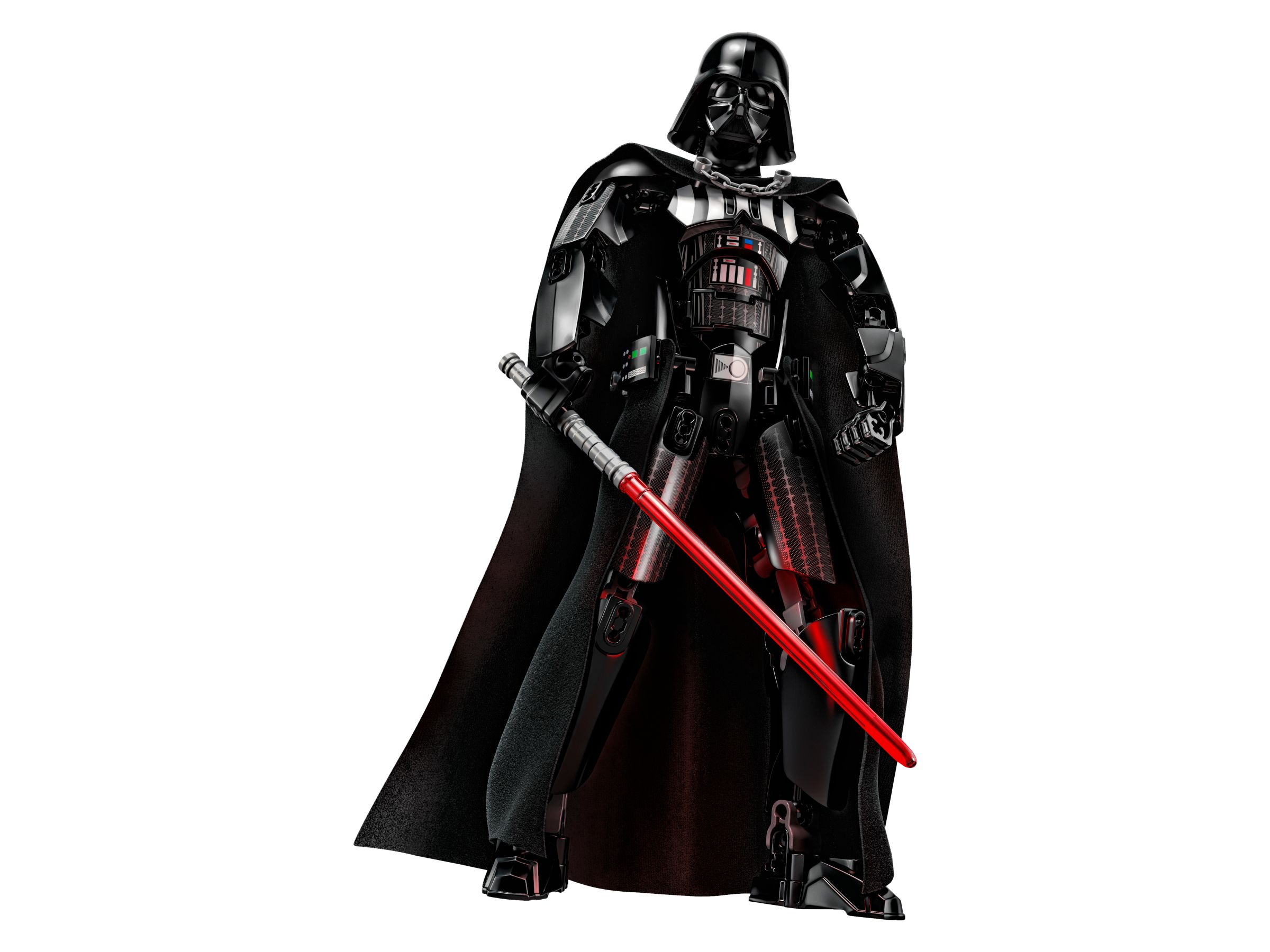 LEGO Star Wars Buildable Figures 75534 Darth Vader LEGO_75534_alt3.jpg