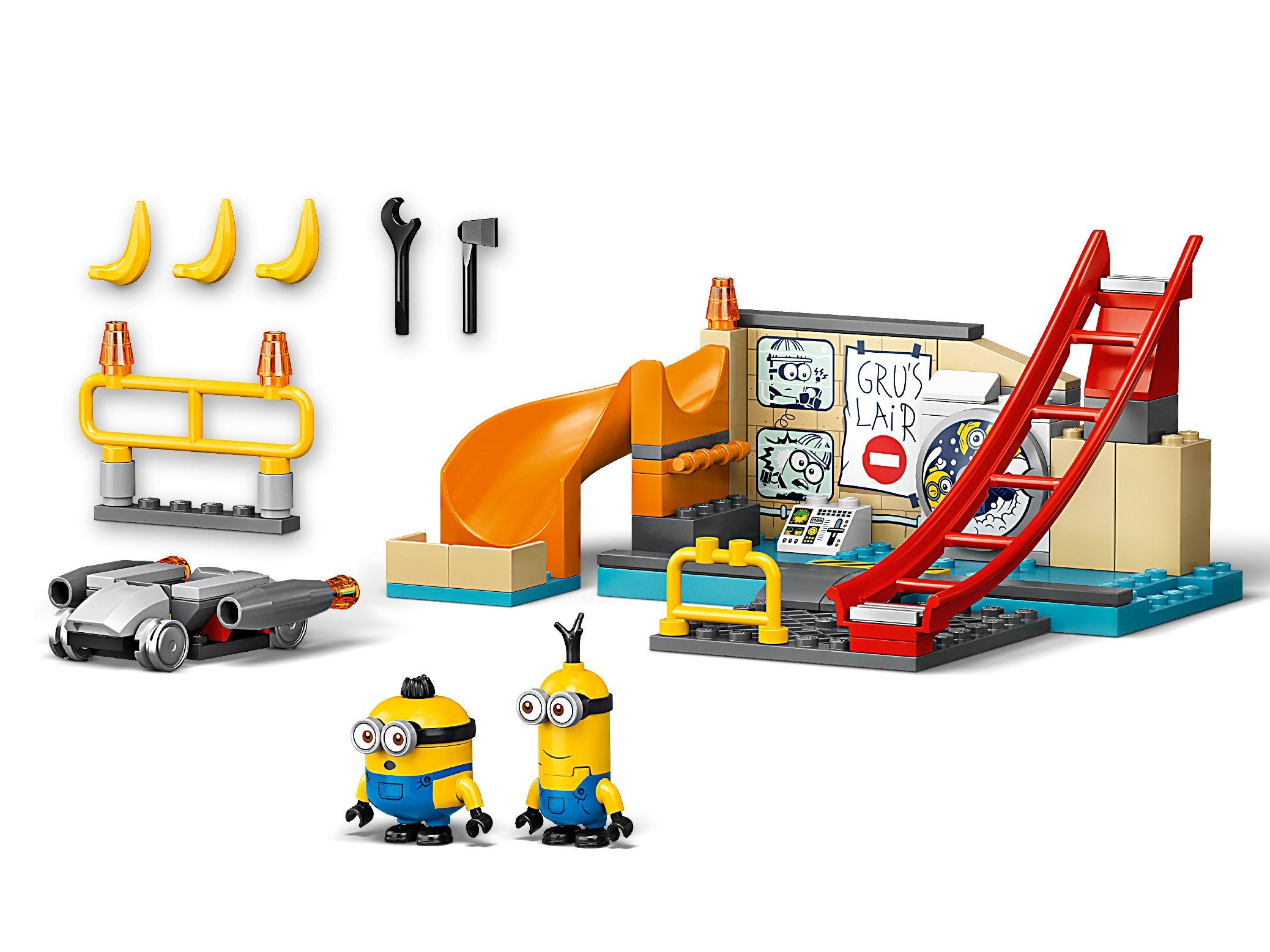LEGO® Minions The Rise of Gru 75546 Minions in Grus Labor