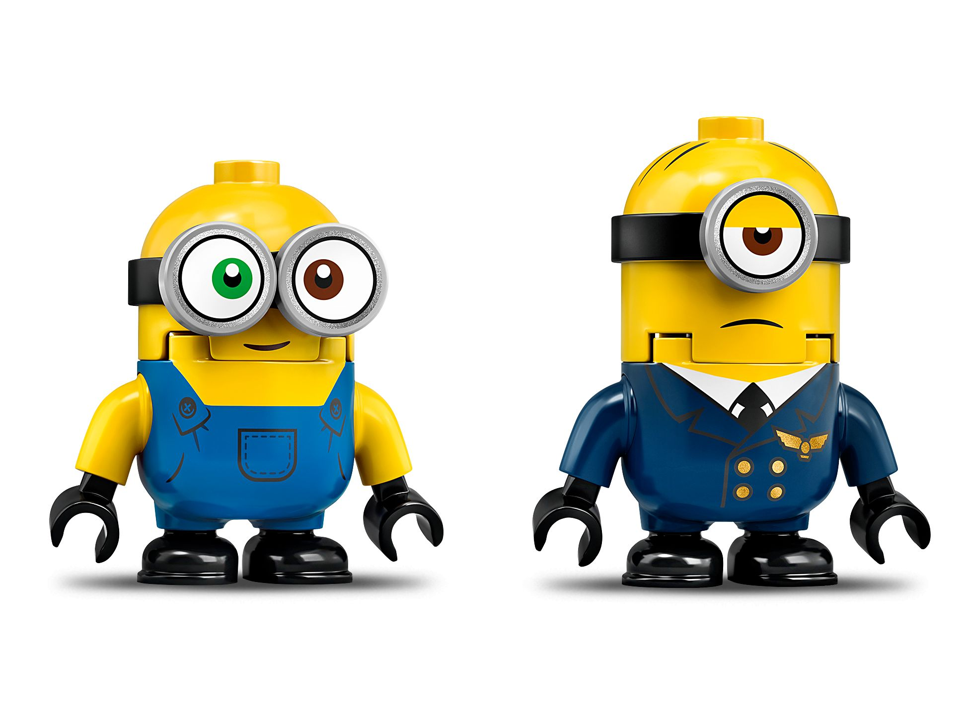 LEGO® Minions The Rise of Gru 75547 Minions Flugzeug