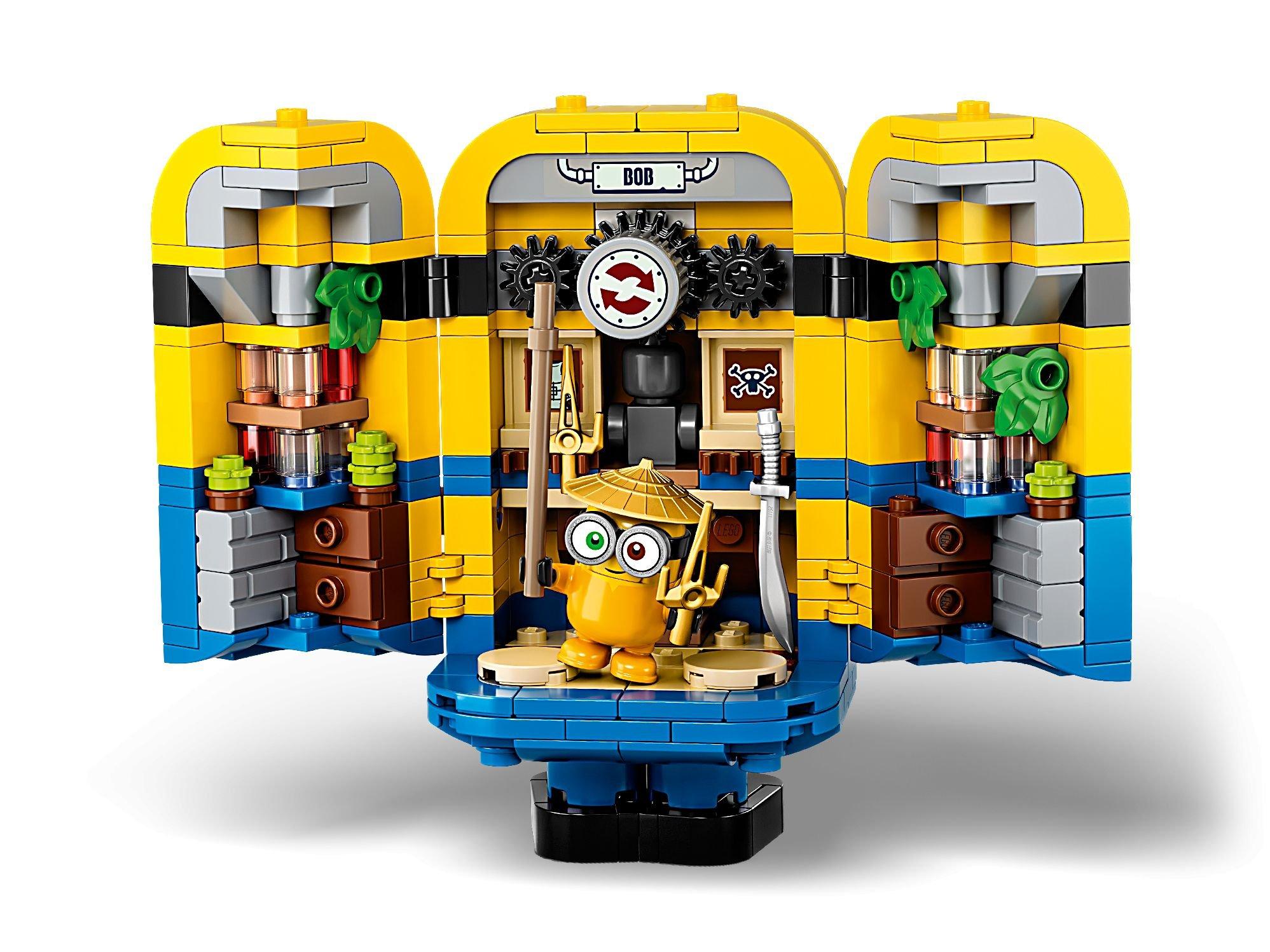 LEGO® Minions The Rise of Gru 75551 Minions-Figuren Bauset mit Versteck
