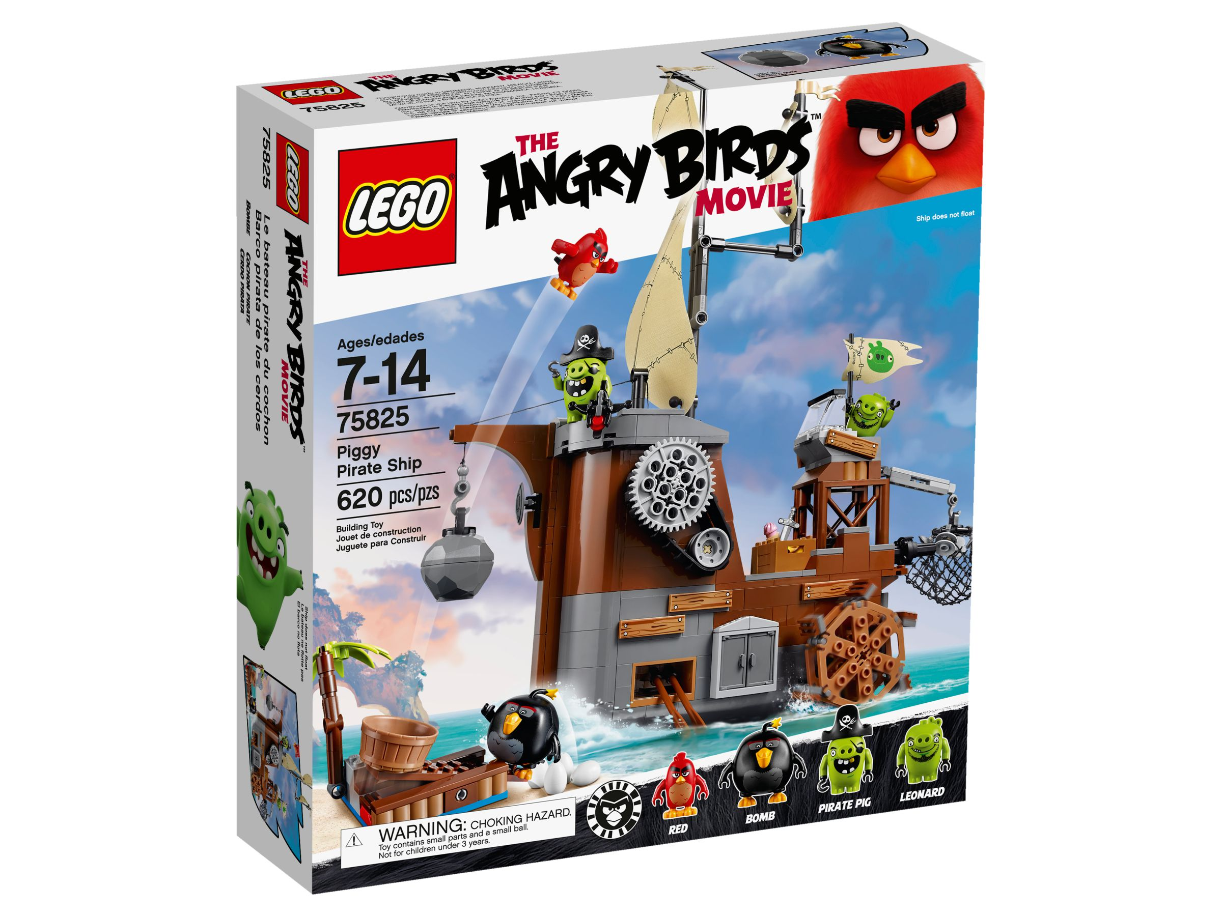 LEGO Angry Birds 75825 Piggy Pirate Ship LEGO_75825_alt1.jpg
