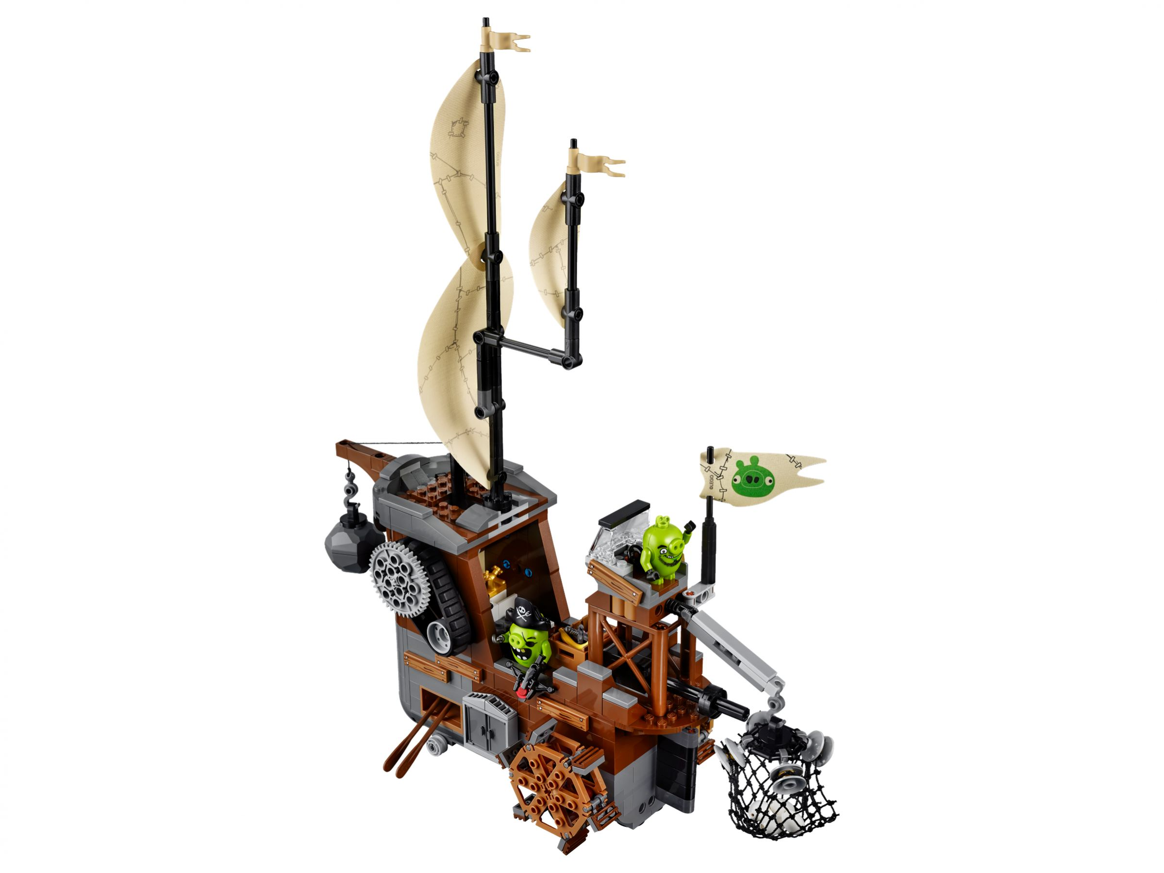 LEGO Angry Birds 75825 Piggy Pirate Ship LEGO_75825_alt2.jpg