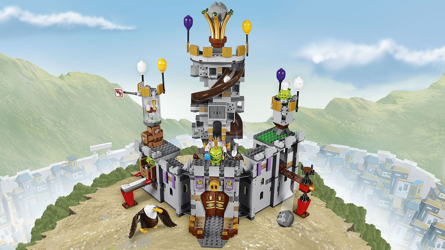 LEGO Angry Birds 75826 King Pigs Castle LEGO_75826_Angry-Birds_02.jpg