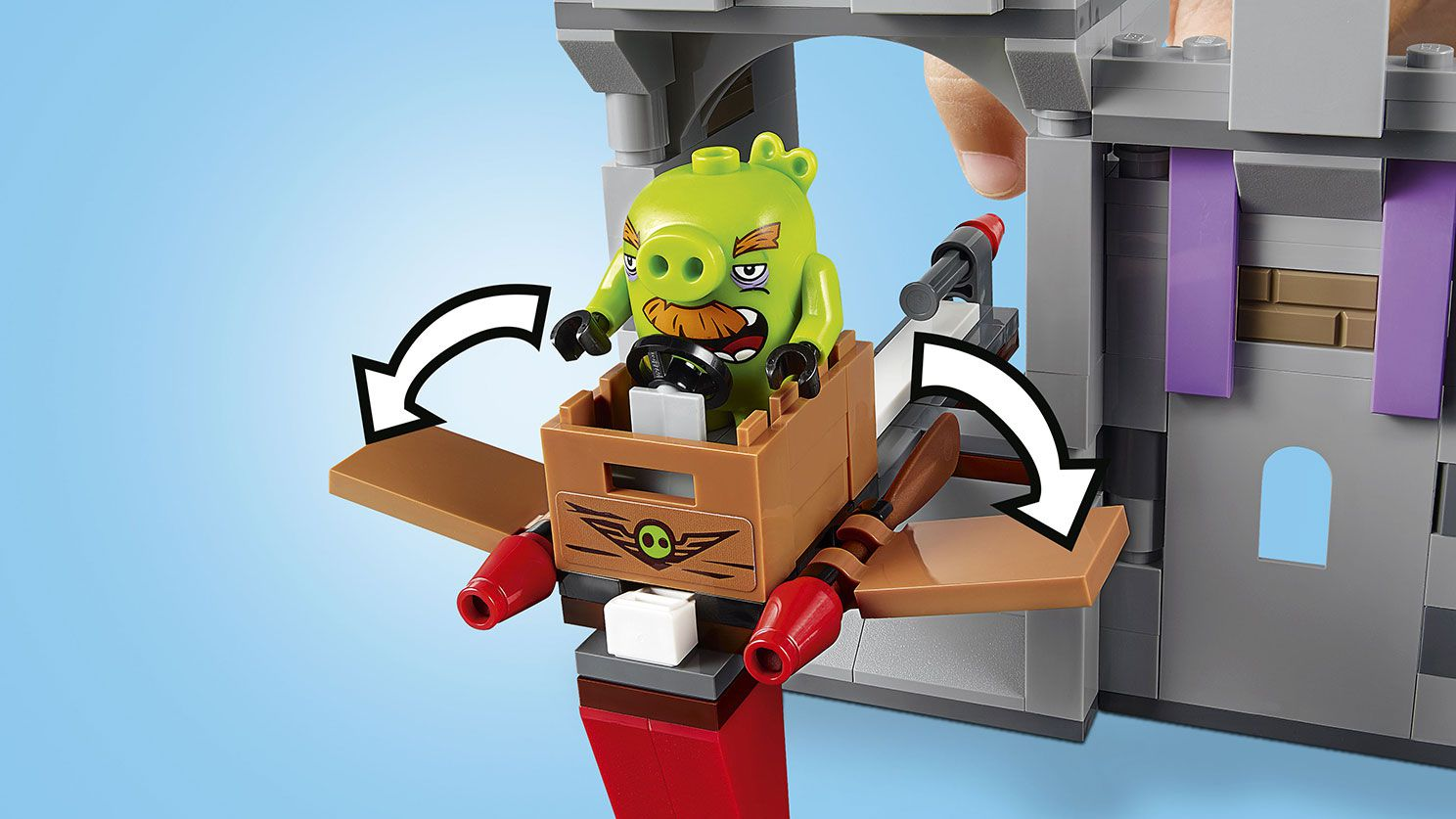 LEGO Angry Birds 75826 King Pigs Castle LEGO_75826_Angry-Birds_04.jpg