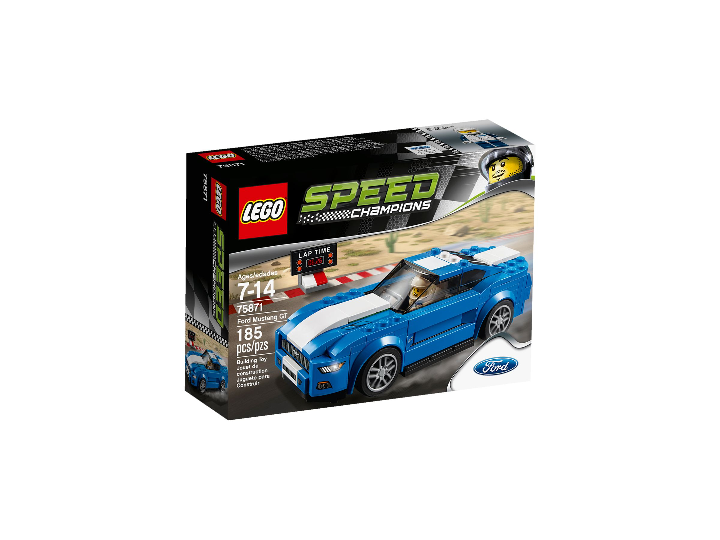 LEGO Speed Champions 75871 Ford Mustang GT LEGO_75871_alt1.jpg