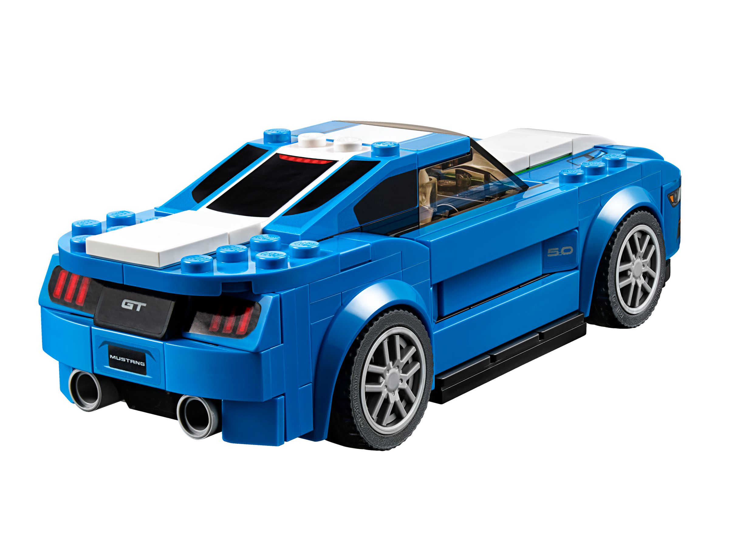 lego 75871 ford mustang gt speed champions 2016 brickmerge. Black Bedroom Furniture Sets. Home Design Ideas