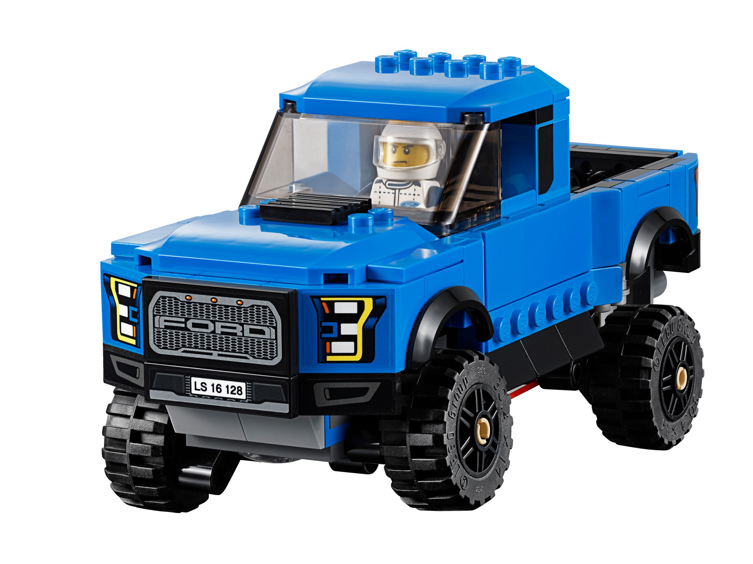 LEGO Speed Champions 75875 Ford F-150 Raptor & Ford Model A Hot Rod LEGO_75875_alt3.jpg