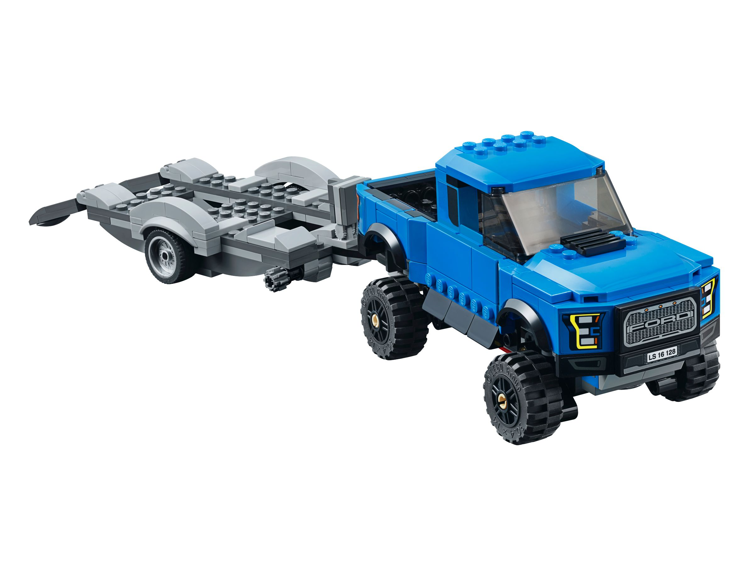 LEGO Speed Champions 75875 Ford F-150 Raptor & Ford Model A Hot Rod LEGO_75875_alt4.jpg