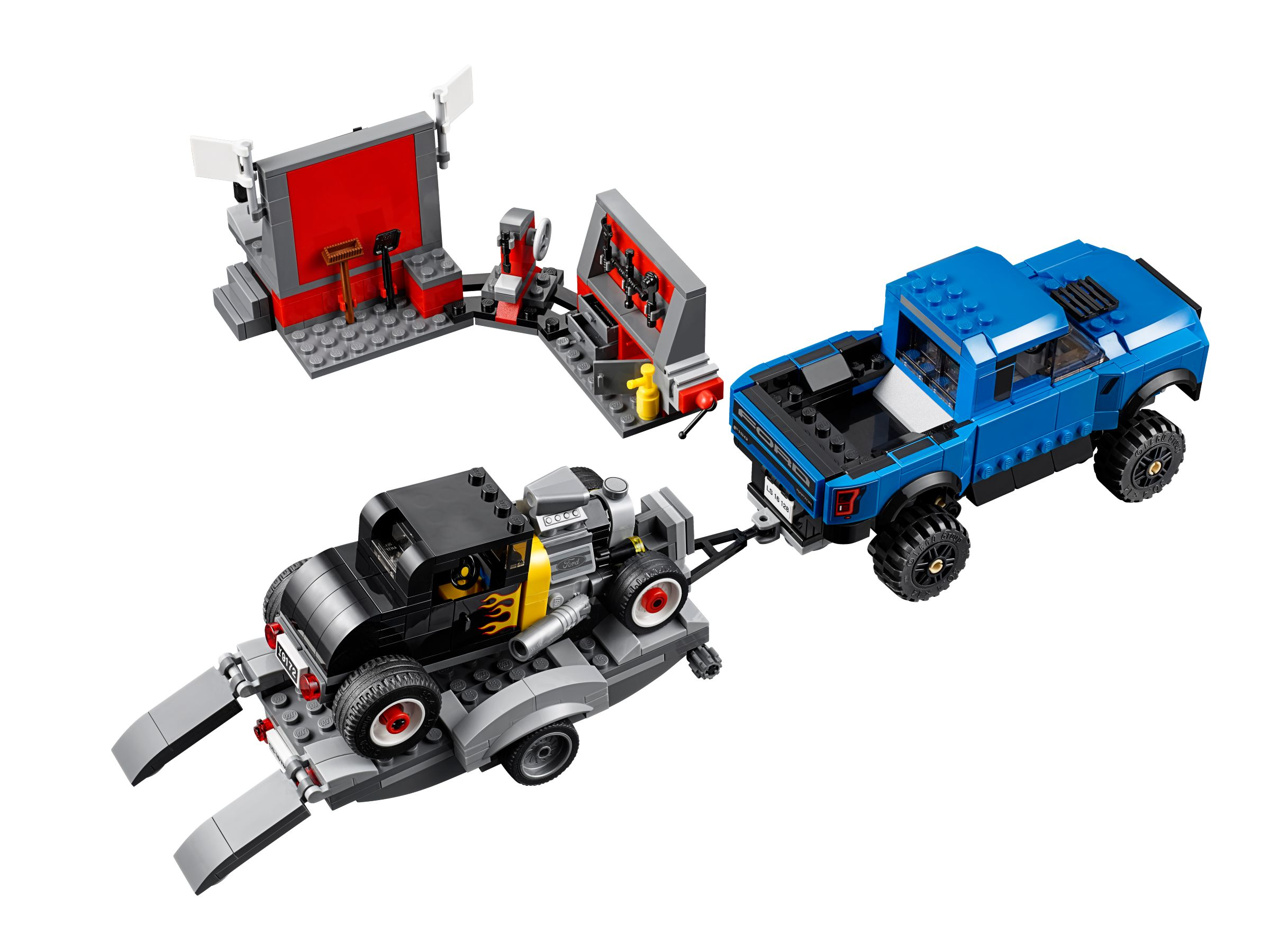 LEGO Speed Champions 75875 Ford F-150 Raptor & Ford Model A Hot Rod LEGO_75875_alt6.jpg