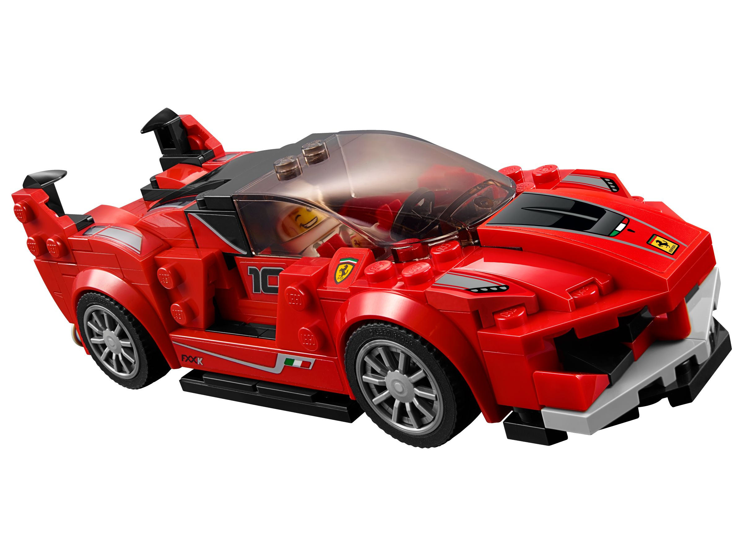 lego 75882 ferrari fxx k entwicklungszentrum speed champions 2017 ferrari fxx k. Black Bedroom Furniture Sets. Home Design Ideas