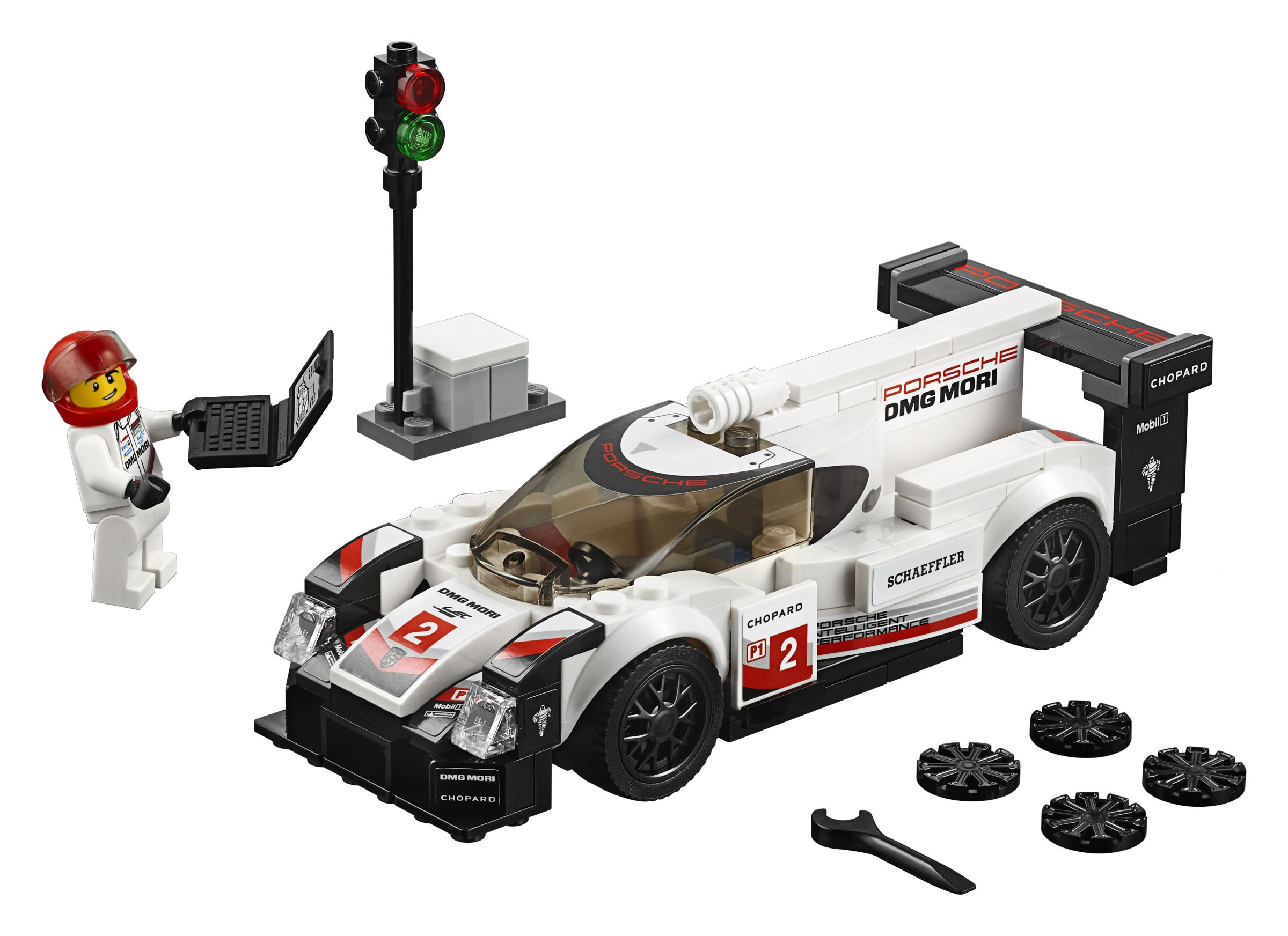 lego 75887 porsche 919 hybrid speed champions 2018. Black Bedroom Furniture Sets. Home Design Ideas