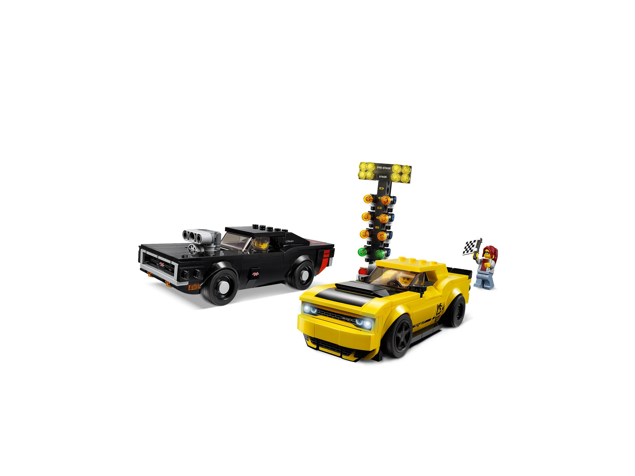 LEGO Speed Champions 75893 2018 Dodge Challenger SRT Demon und 1970 Dodge Charger R/T LEGO_75893_alt2.jpg