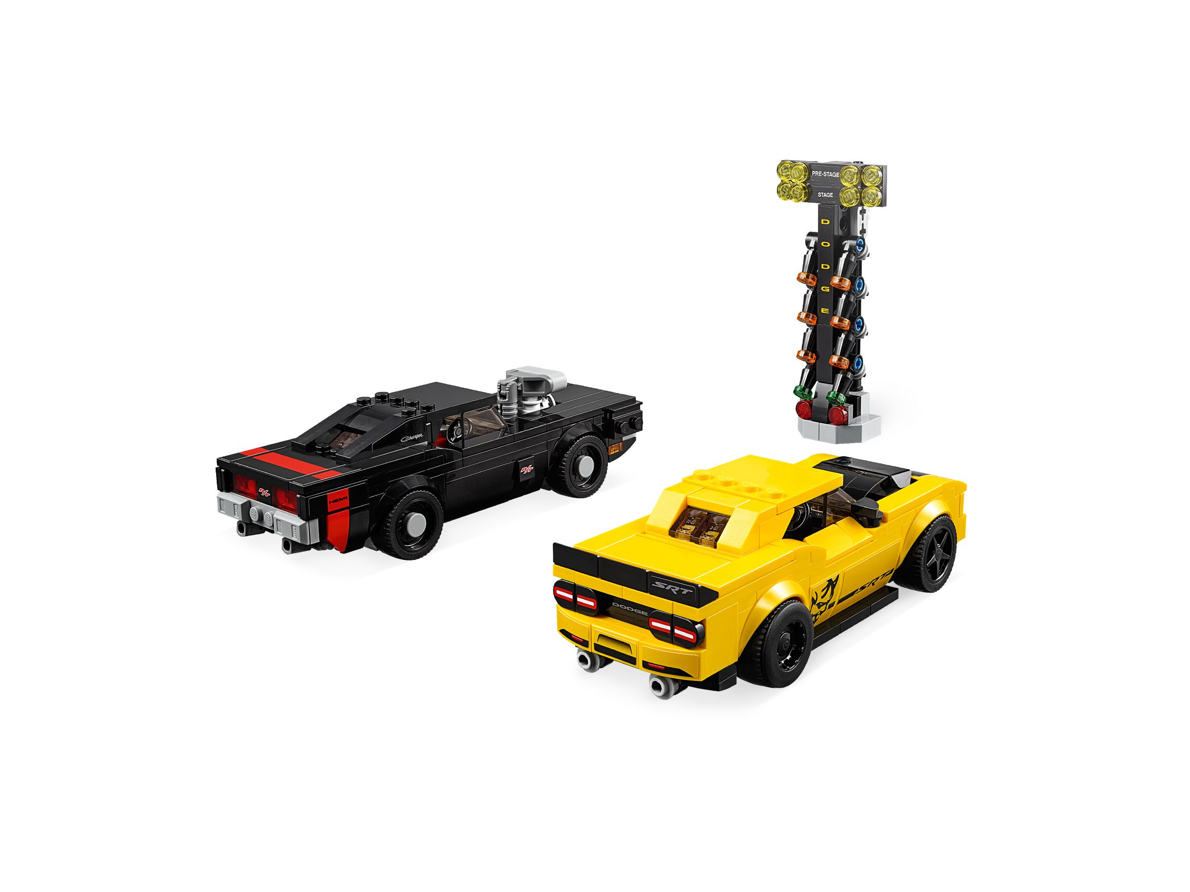 LEGO Speed Champions 75893 2018 Dodge Challenger SRT Demon und 1970 Dodge Charger R/T LEGO_75893_alt3.jpg
