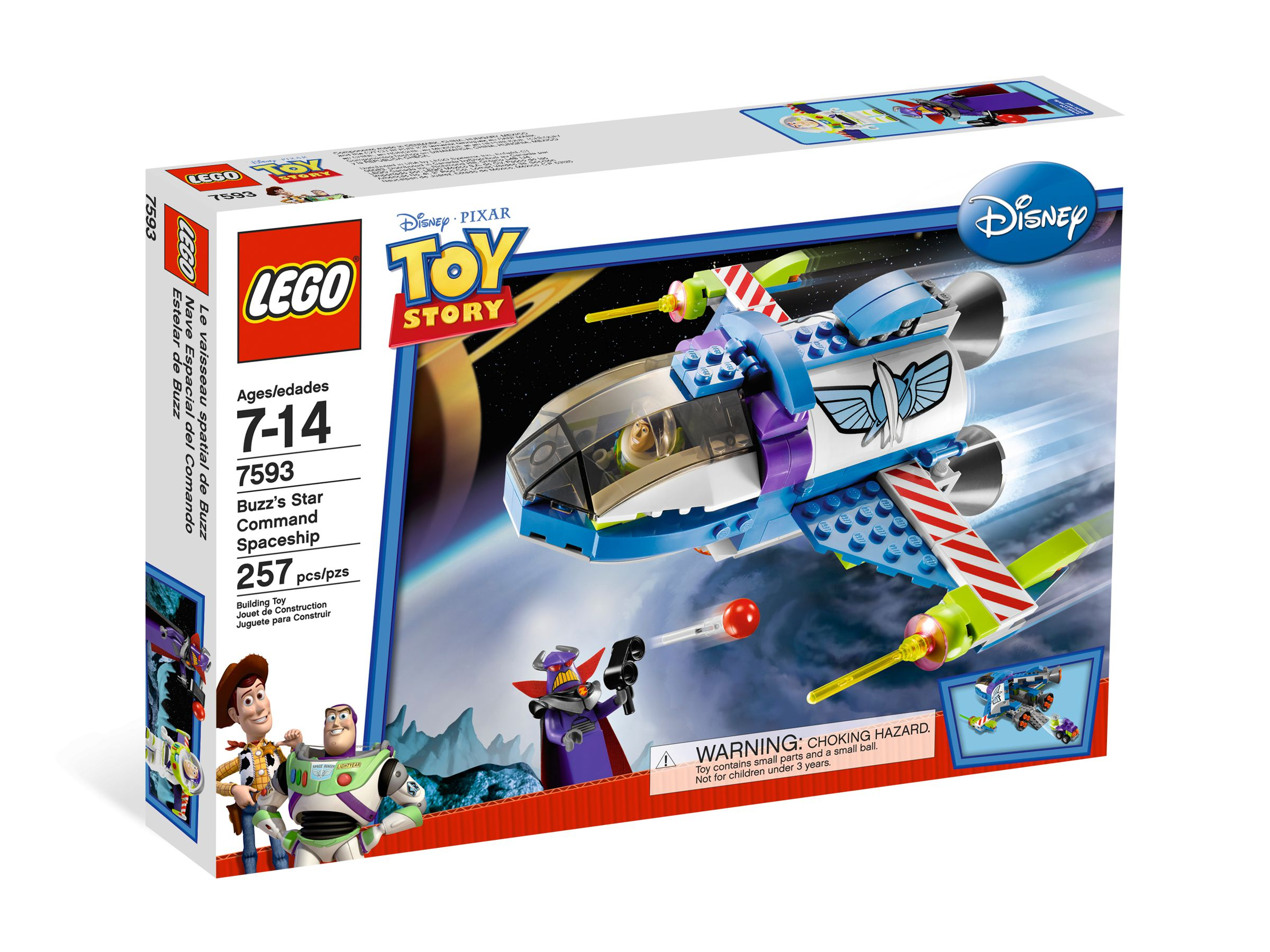 LEGO Toy Story 7593 Buzz's Star Command Spaceship LEGO_7593_alt1.jpg