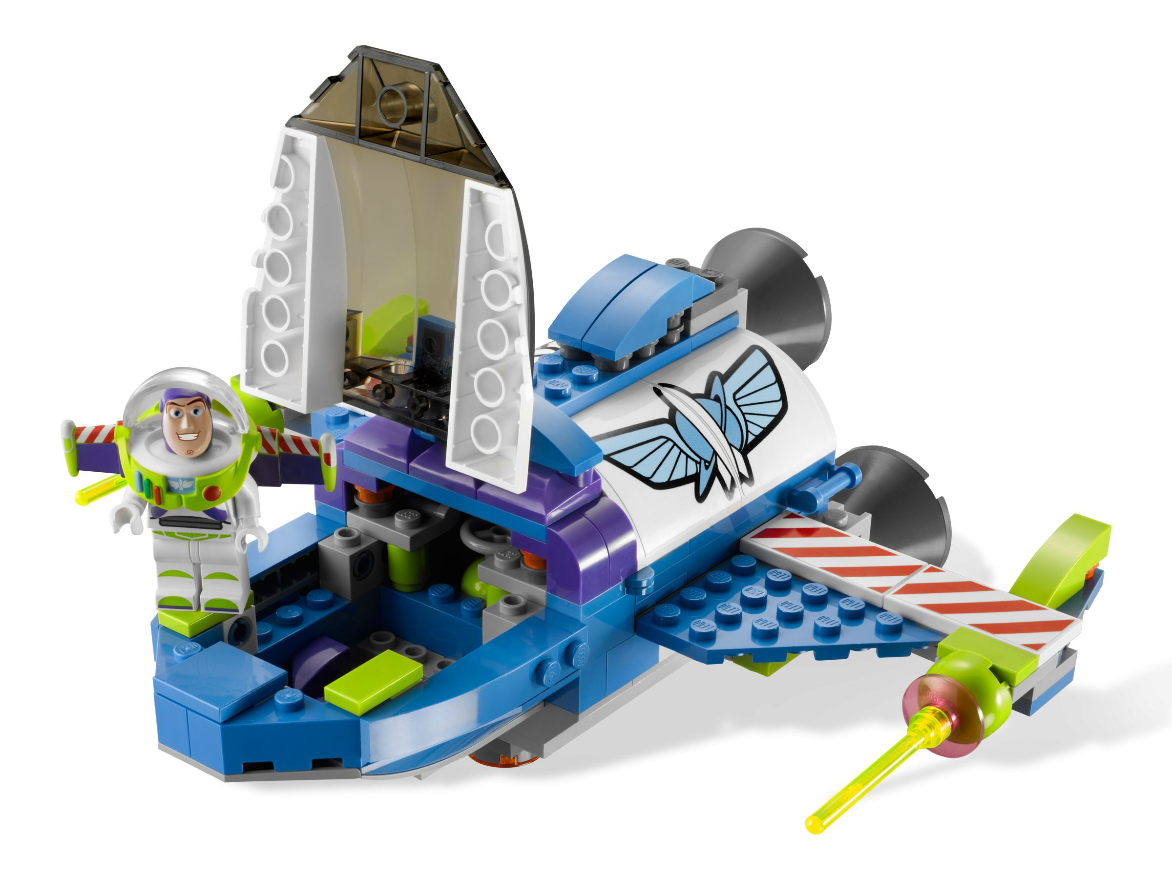 LEGO Toy Story 7593 Buzz's Star Command Spaceship LEGO_7593_alt3.jpg