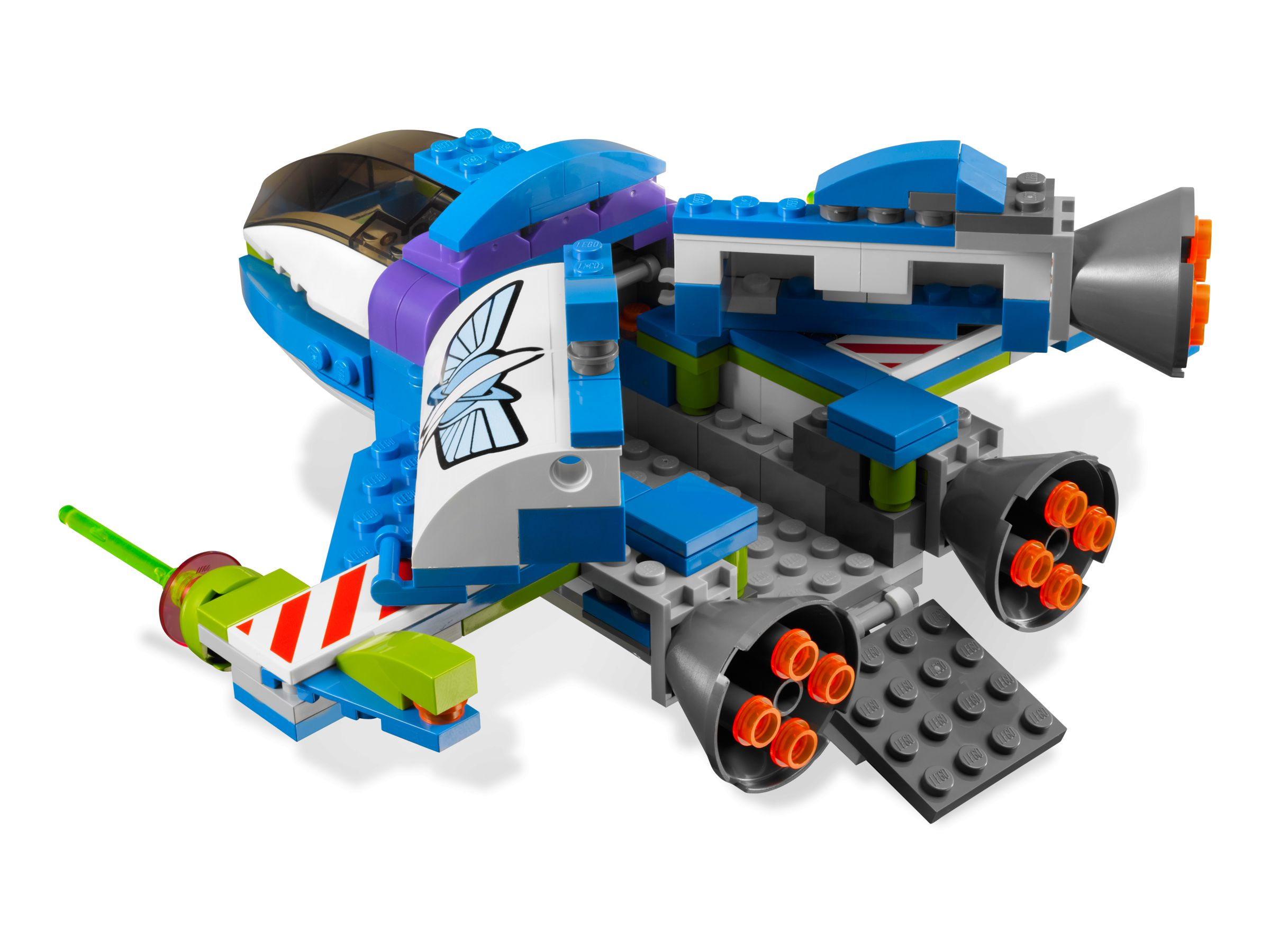 LEGO Toy Story 7593 Buzz's Star Command Spaceship LEGO_7593_alt4.jpg