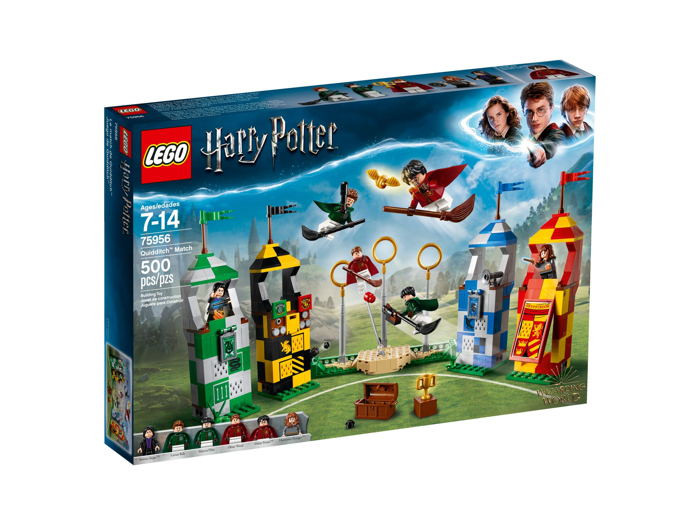 LEGO Harry Potter 75956 Quidditch™ Turnier LEGO_75956_alt1.jpg