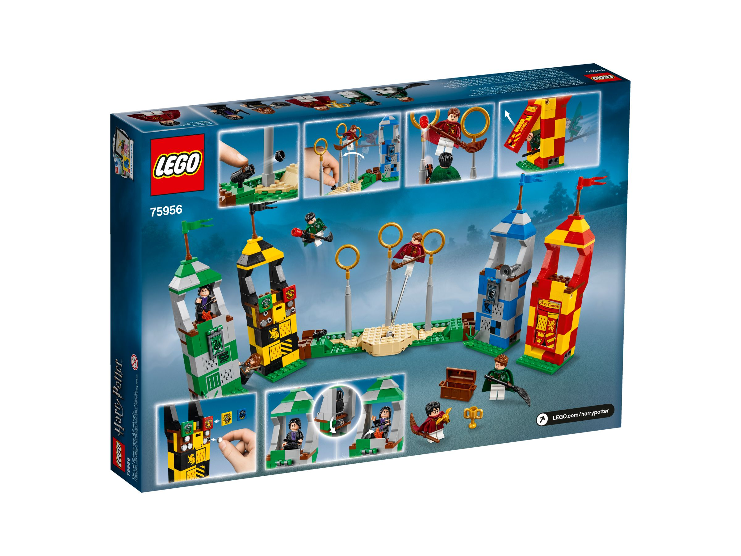 LEGO Harry Potter 75956 Quidditch™ Turnier LEGO_75956_alt7.jpg