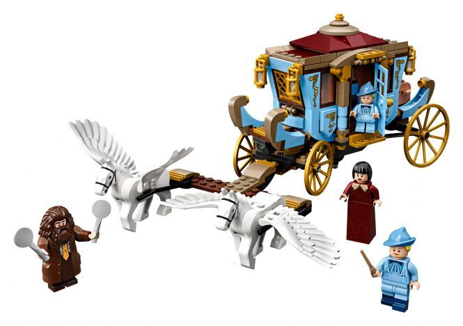 LEGO Harry Potter 75958 Beauxbatons Kutsche