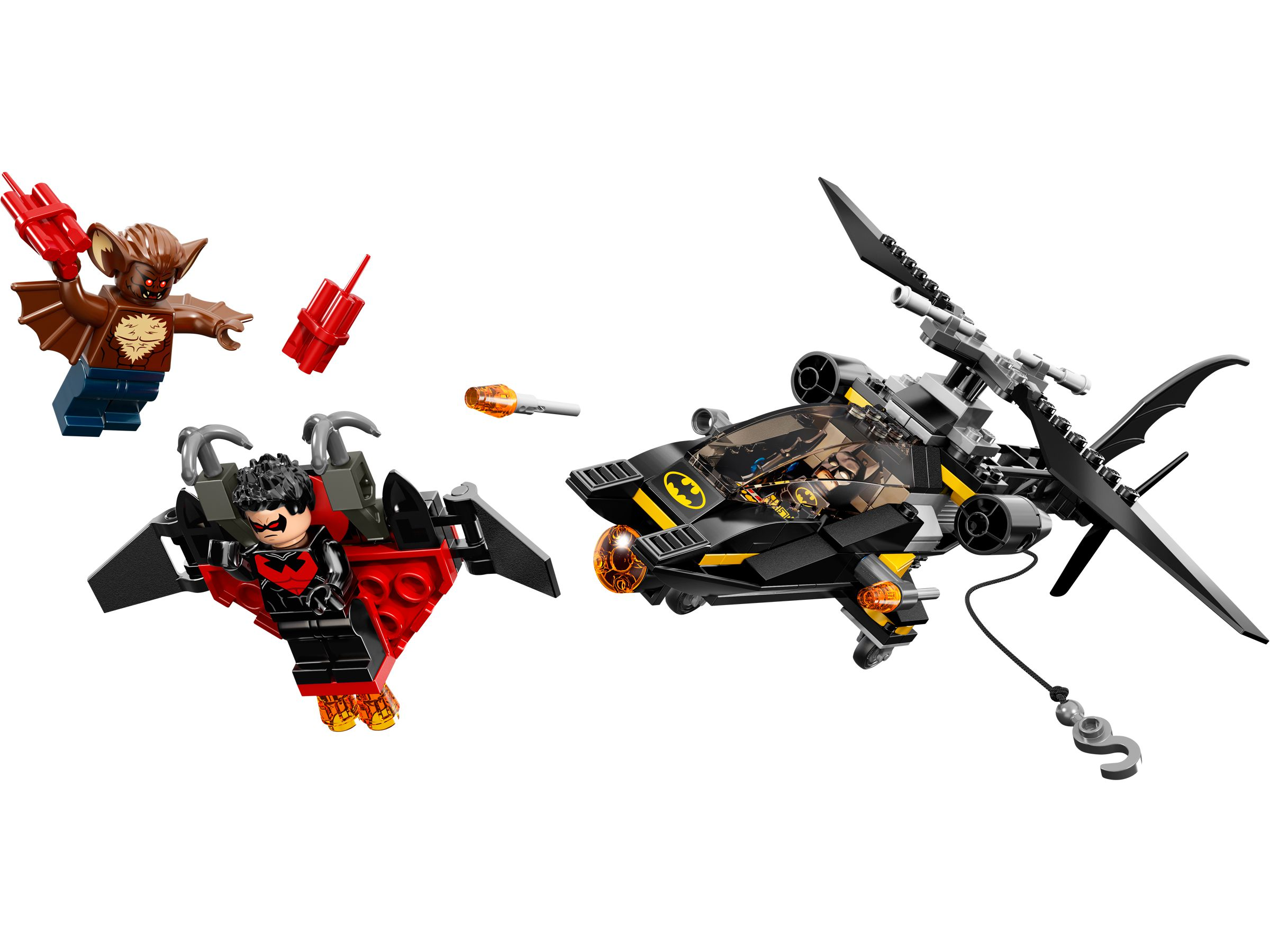 LEGO Super Heroes 76011 Batman™: Man-Bats Attacke LEGO_76011.jpg