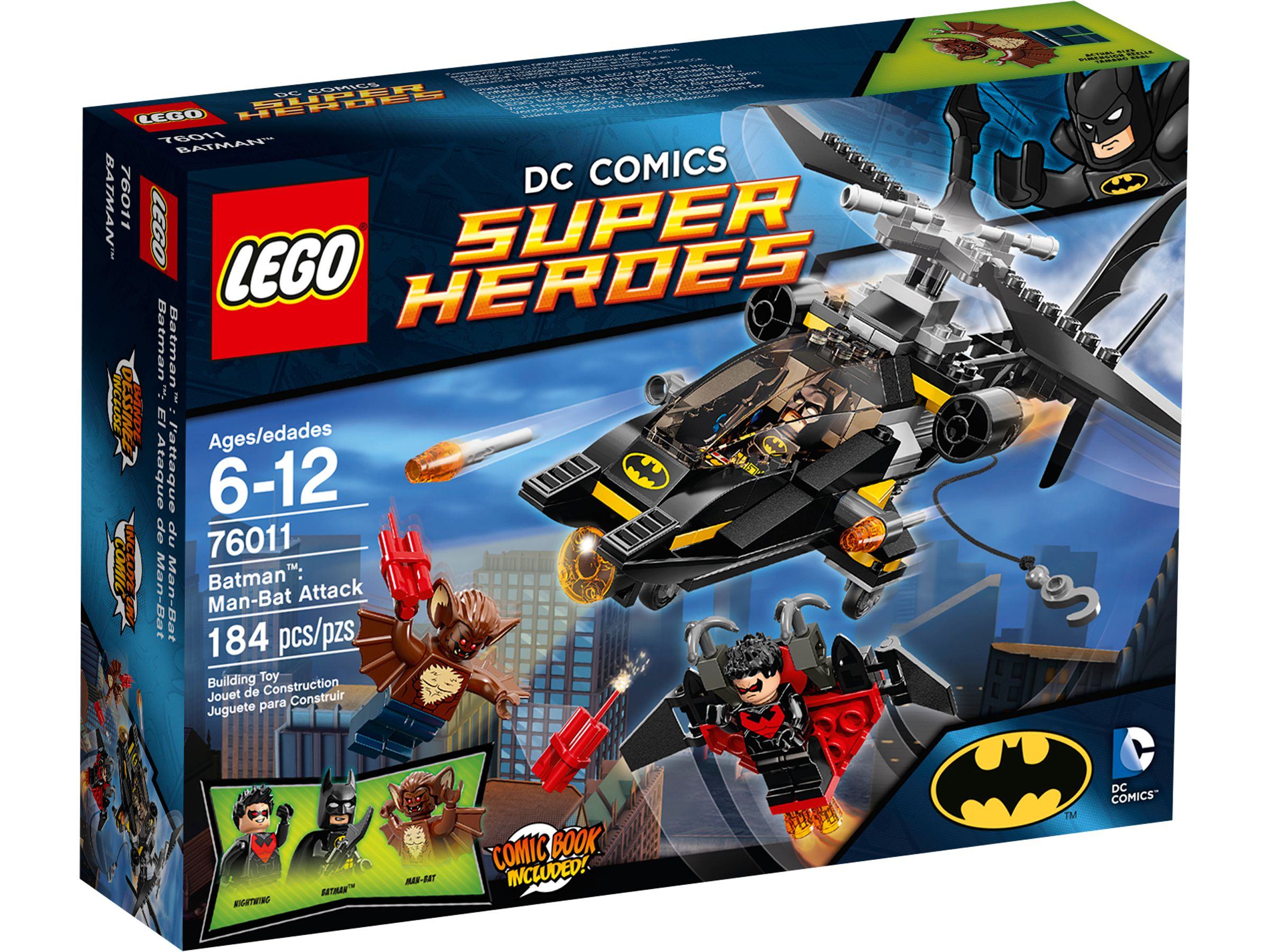 LEGO Super Heroes 76011 Batman™: Man-Bats Attacke LEGO_76011_alt1.jpg