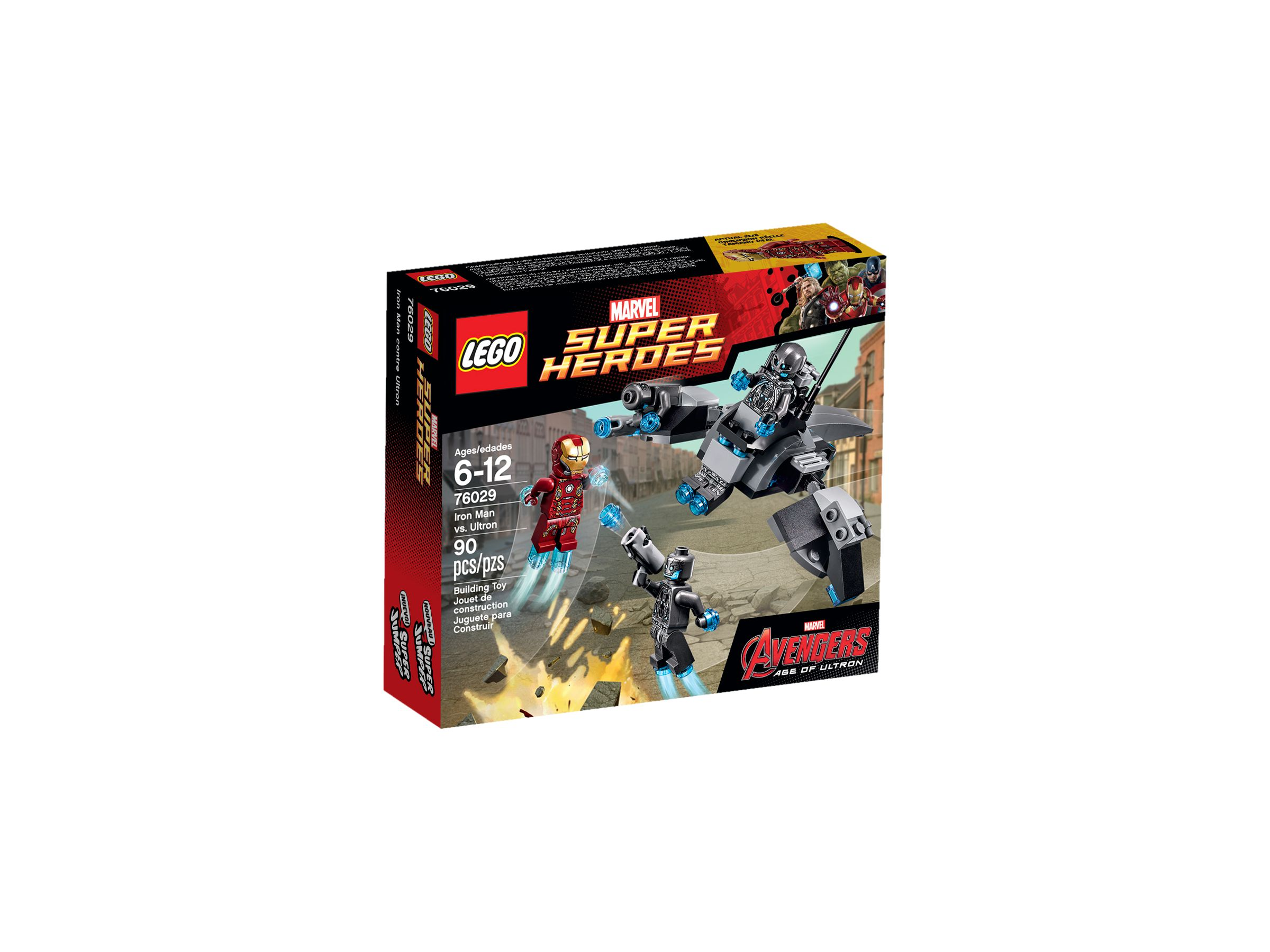 LEGO Super Heroes 76029 Iron Man vs. Ultron LEGO_76029_alt1.jpg