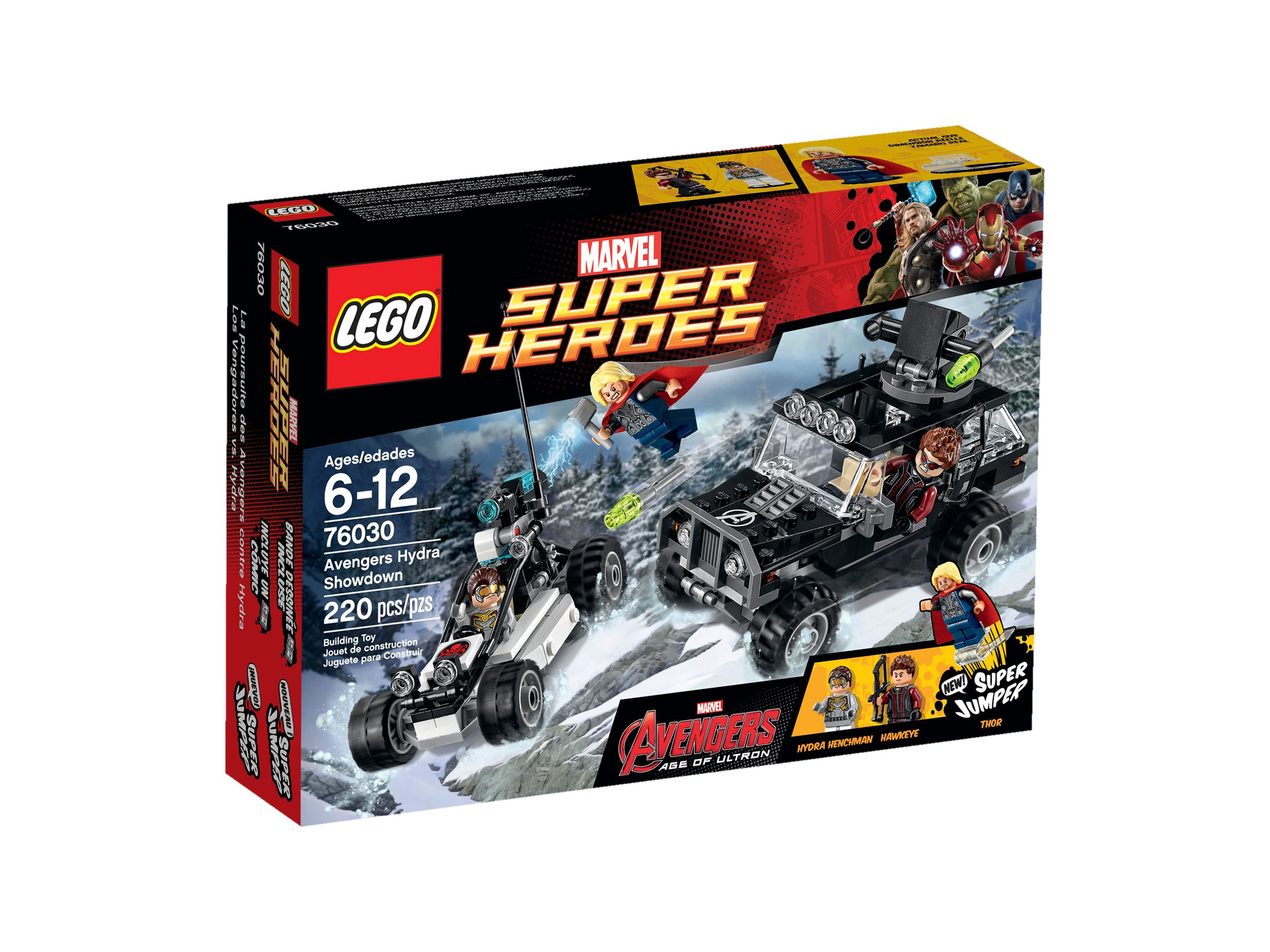 LEGO Super Heroes 76030 Avengers – Duell mit Hydra LEGO_76030_alt1.jpg