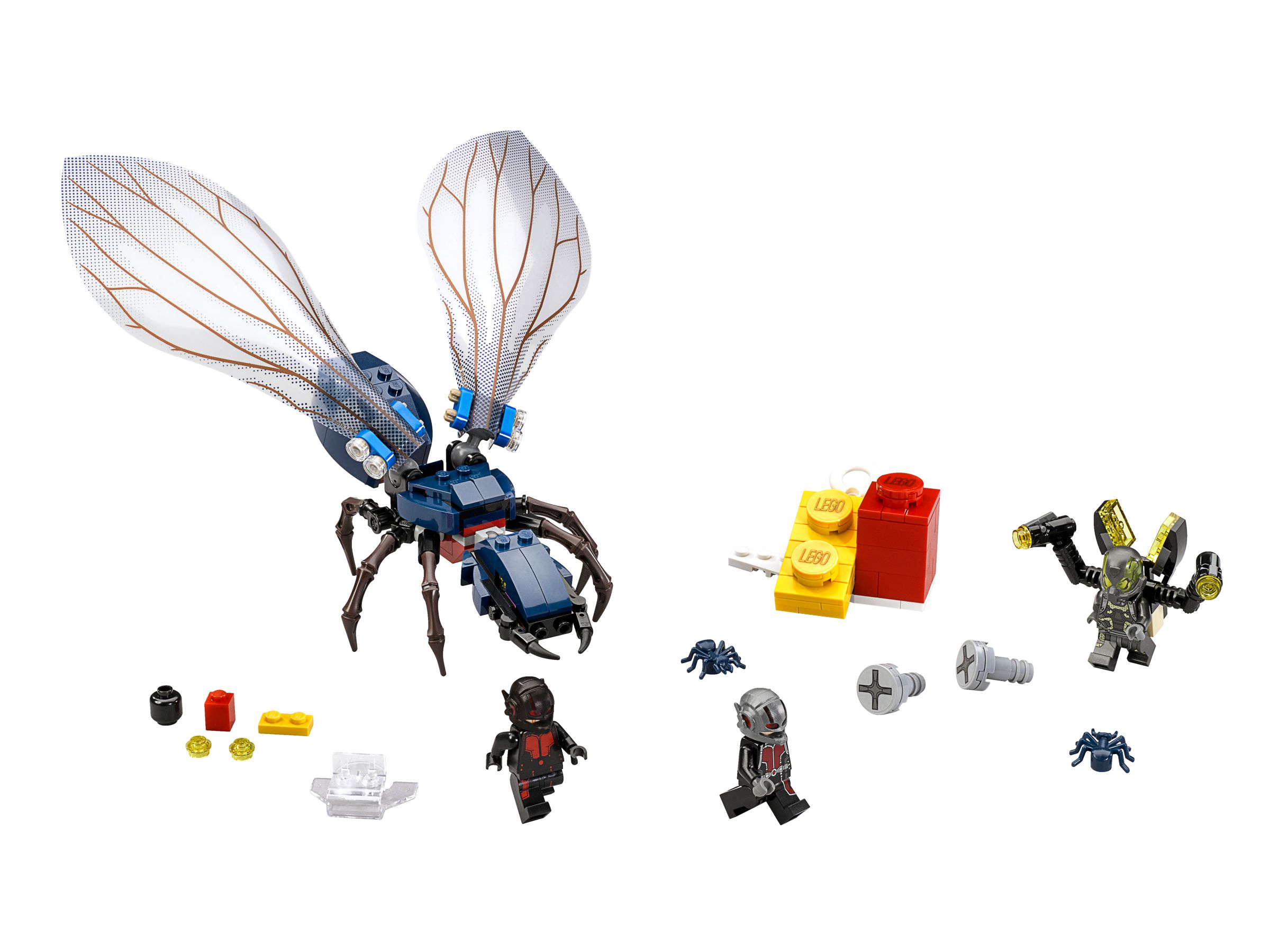 LEGO Super Heroes 76039 Ant-Man Das finale Duell LEGO_76039.jpg
